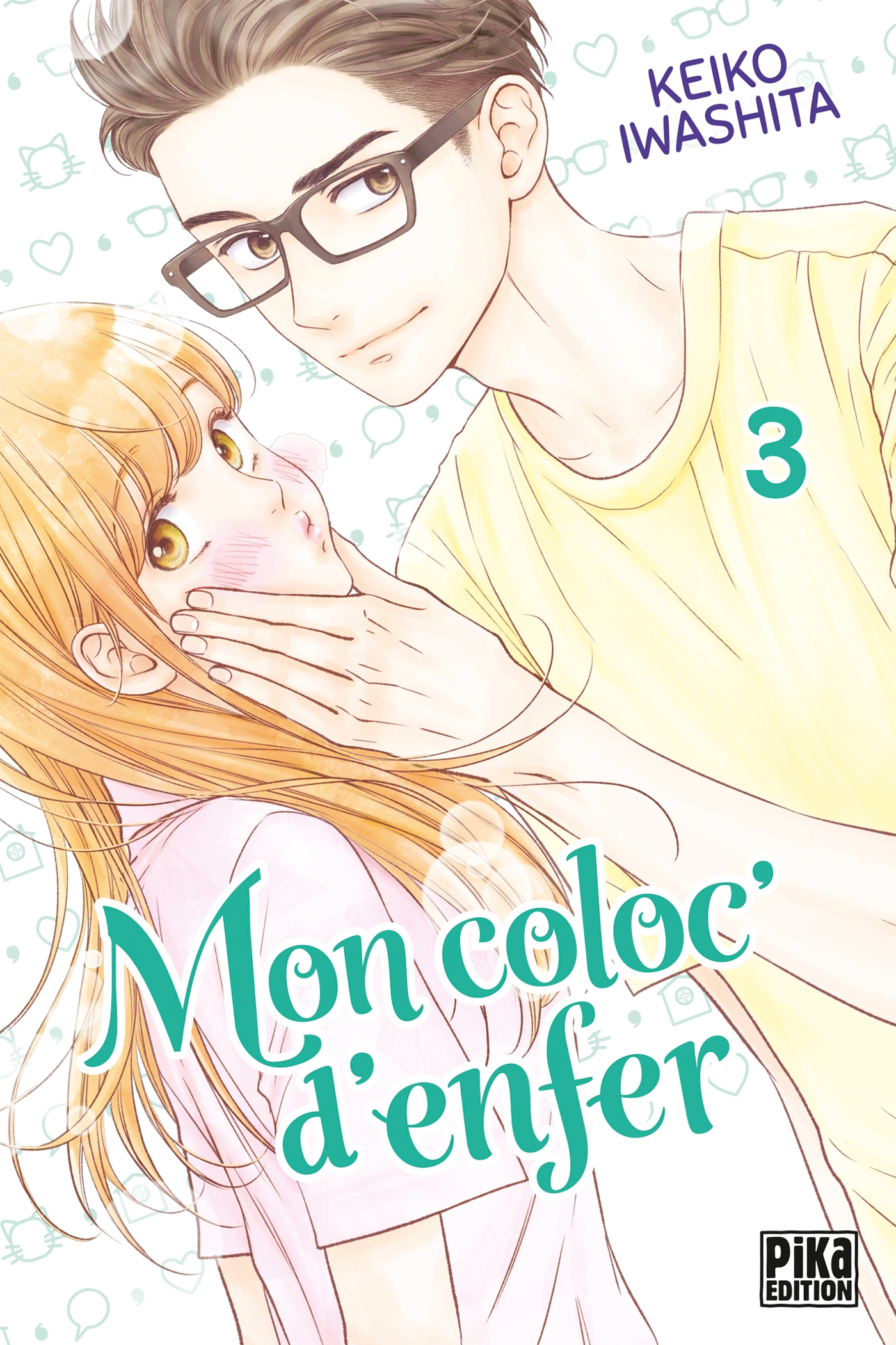 Image de couverture (Mon coloc' d'enfer T03)