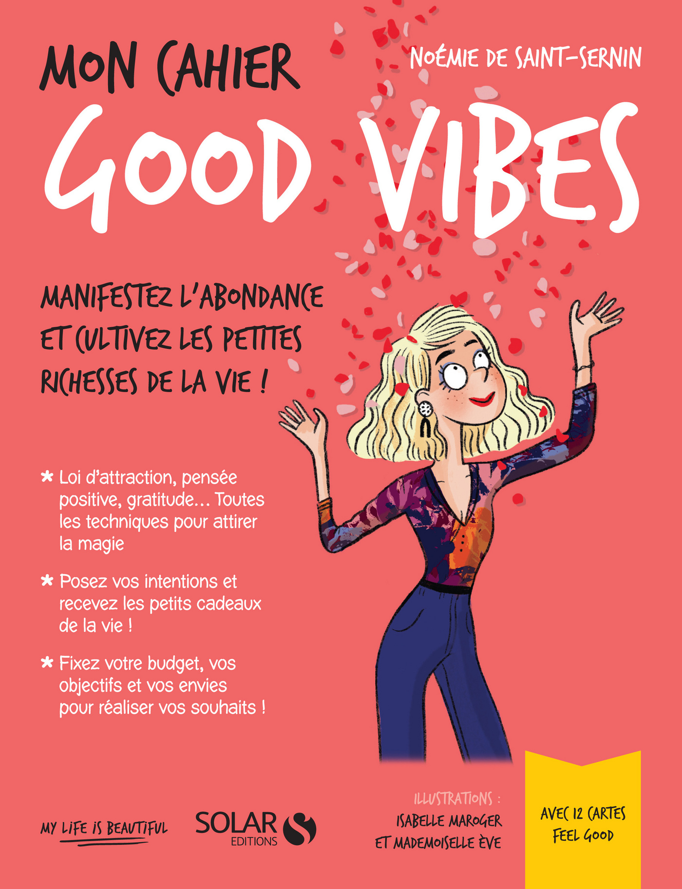 Mon cahier Good Vibes