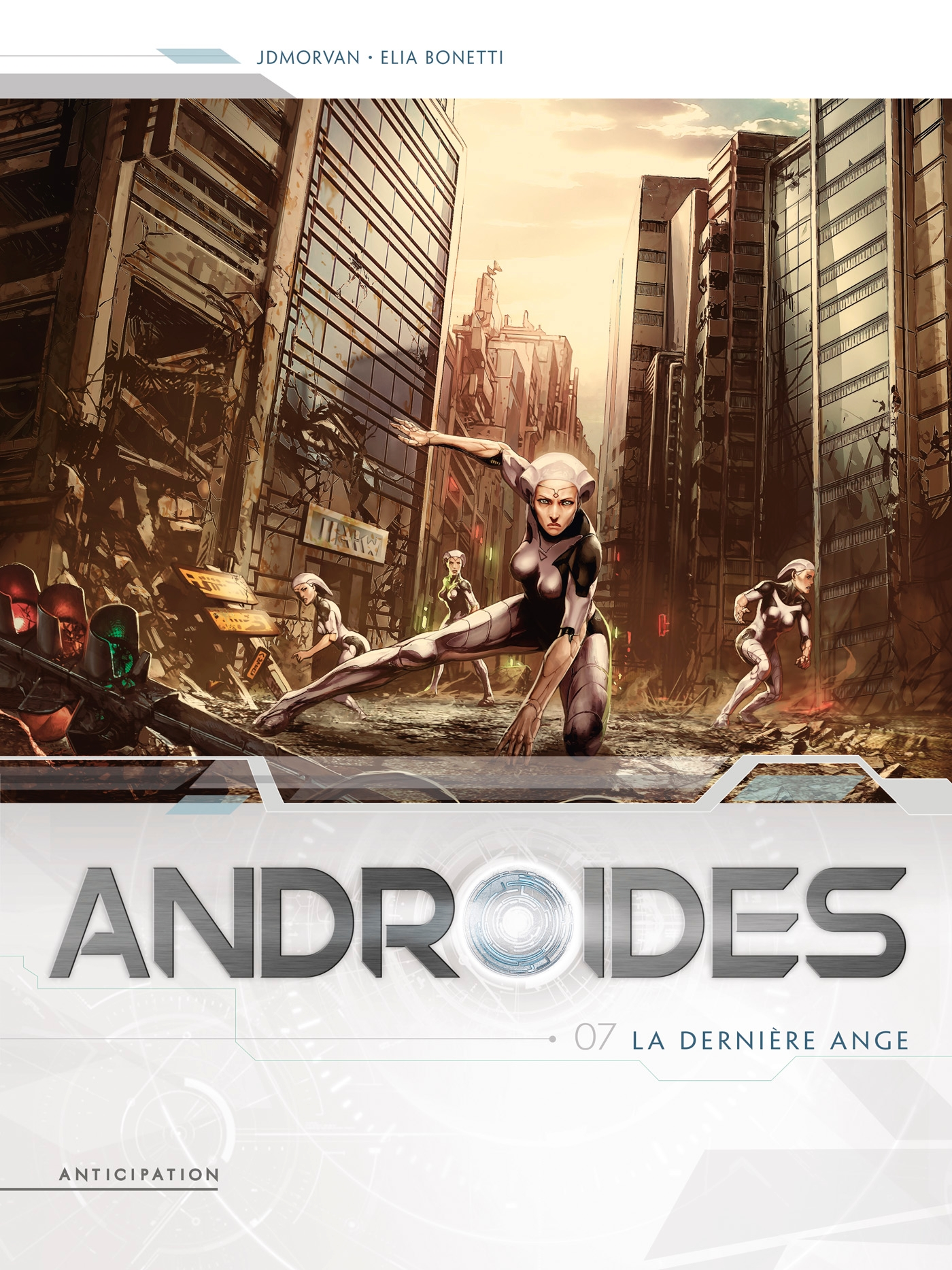 Androïdes T07