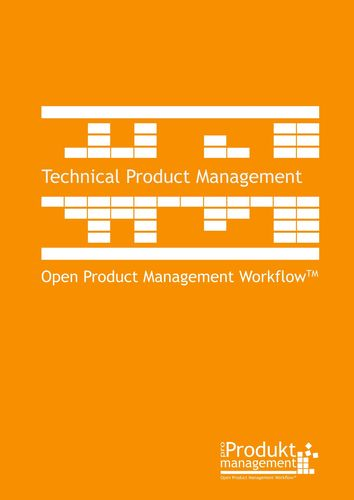 Technical Product Management according to Open Product Management Workflow