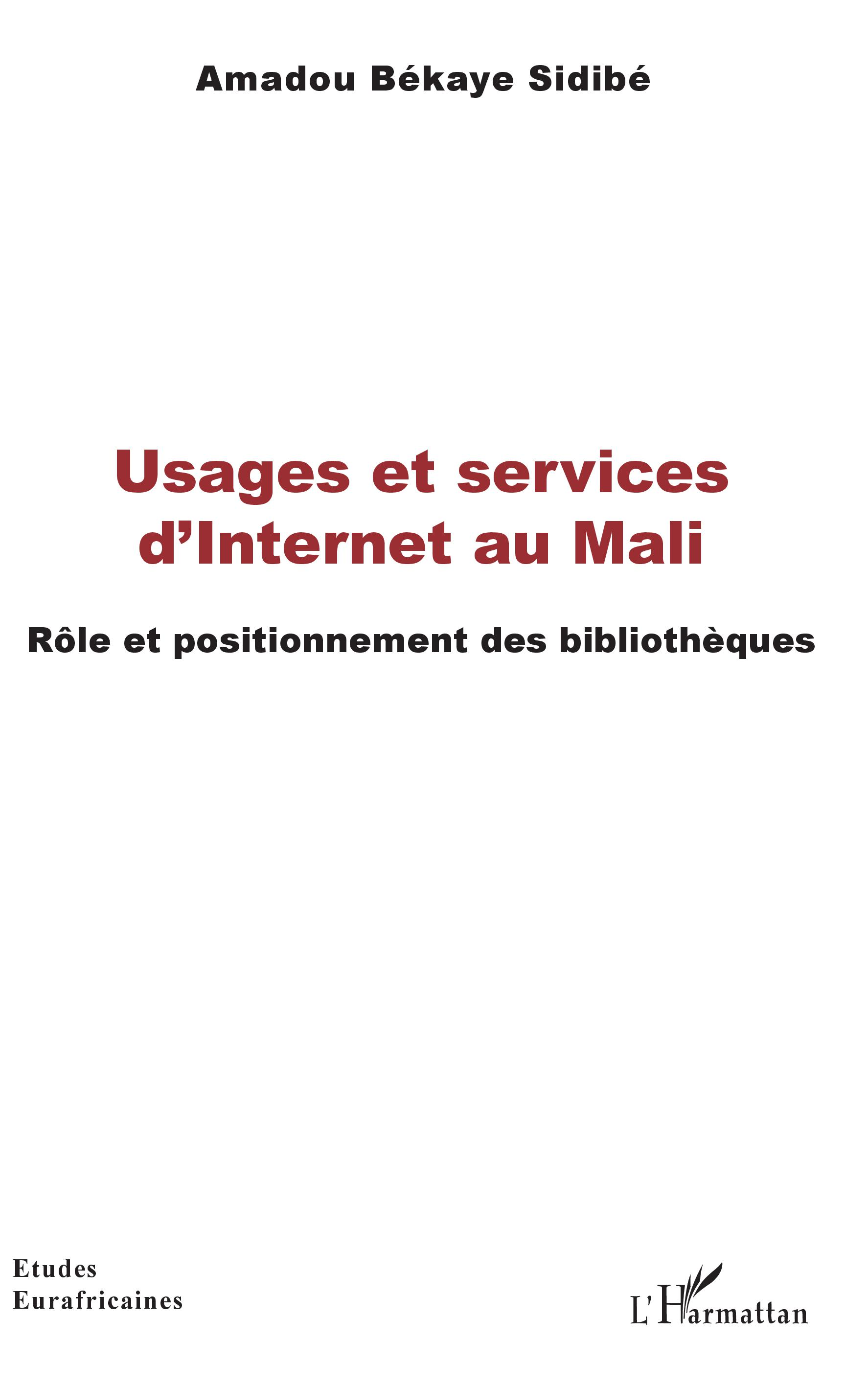 Usages et services d'Internet au Mali