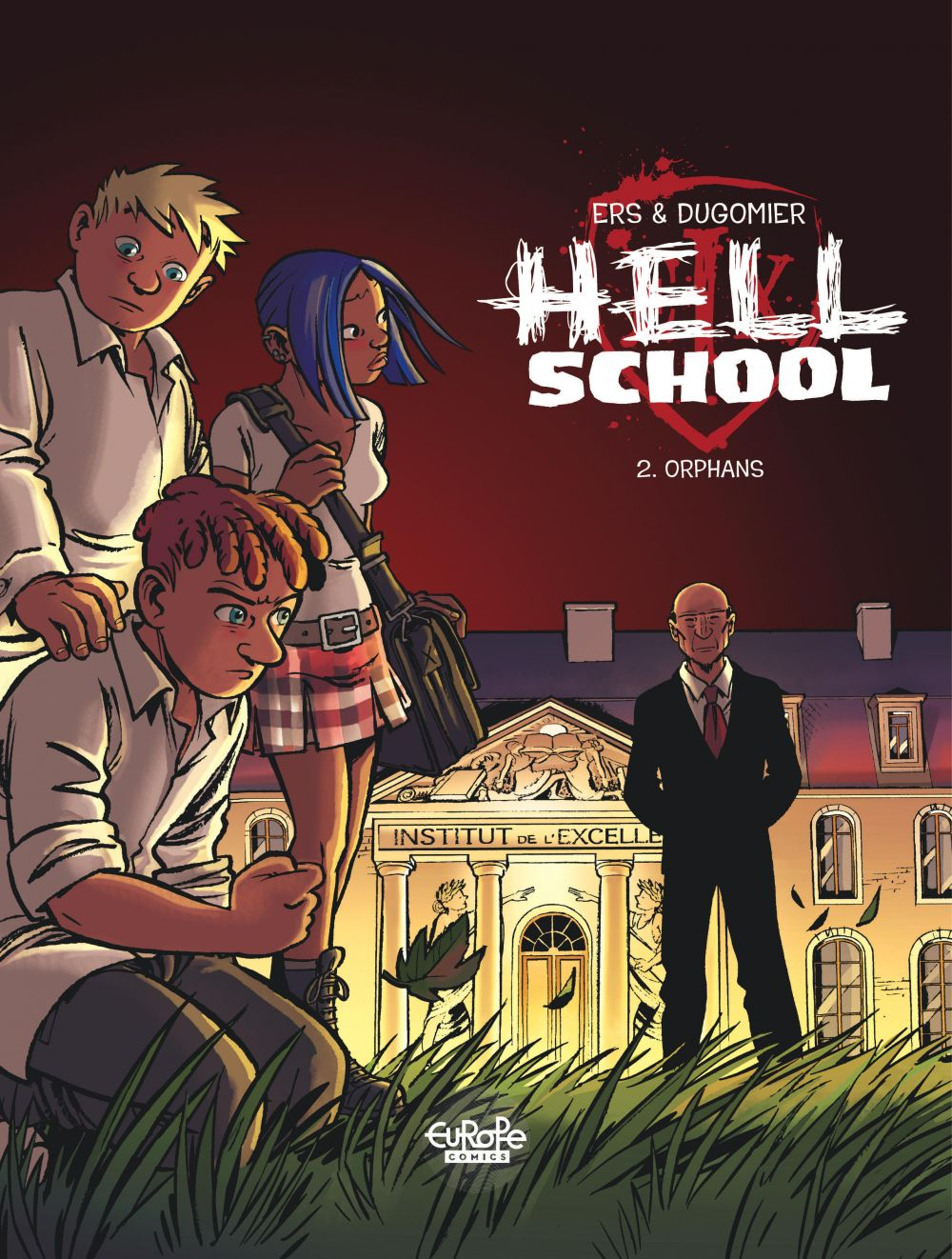 Hell School - Volume 2 - Orphans