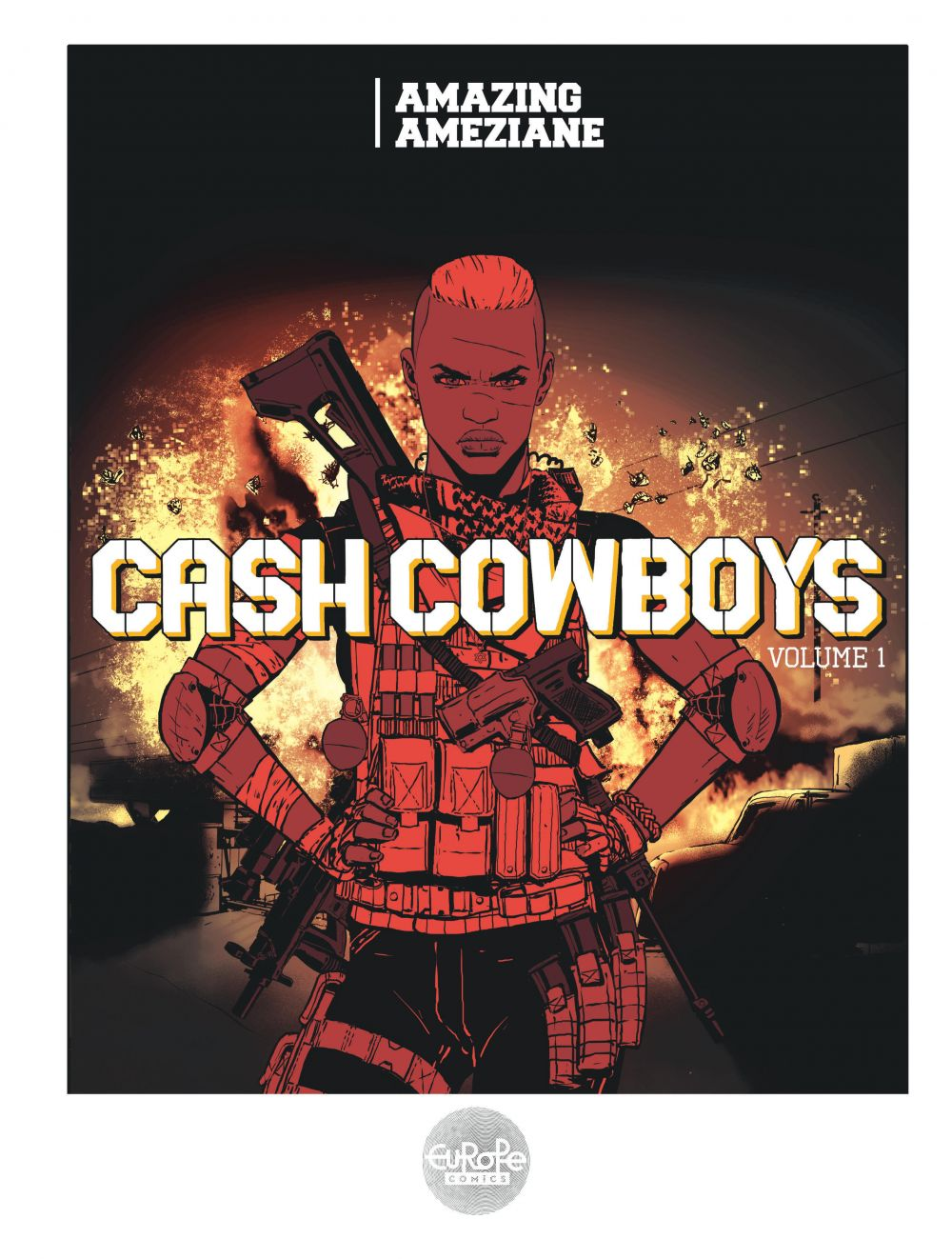 Cash Cowboys - Volume 1
