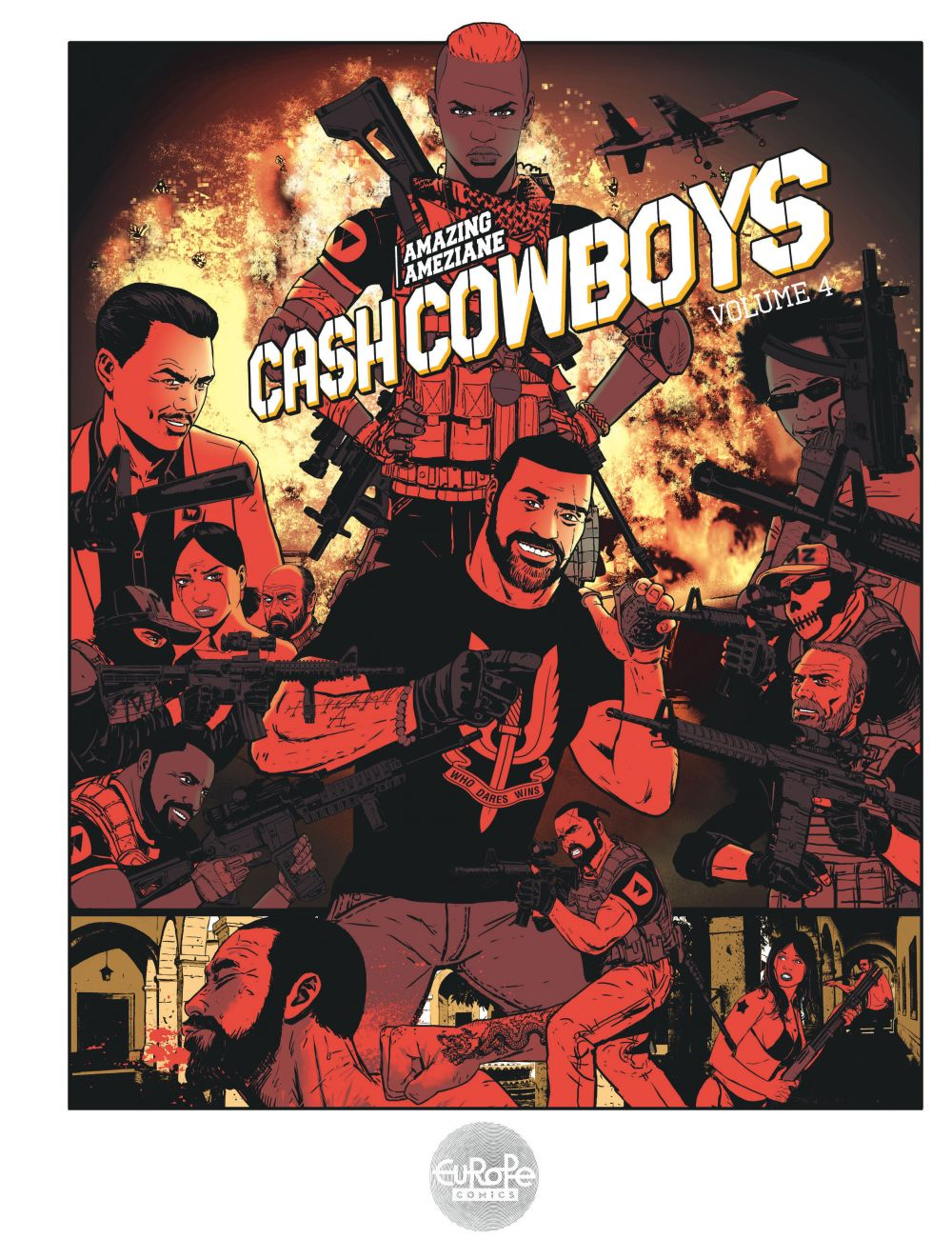 Cash Cowboys - Volume 4