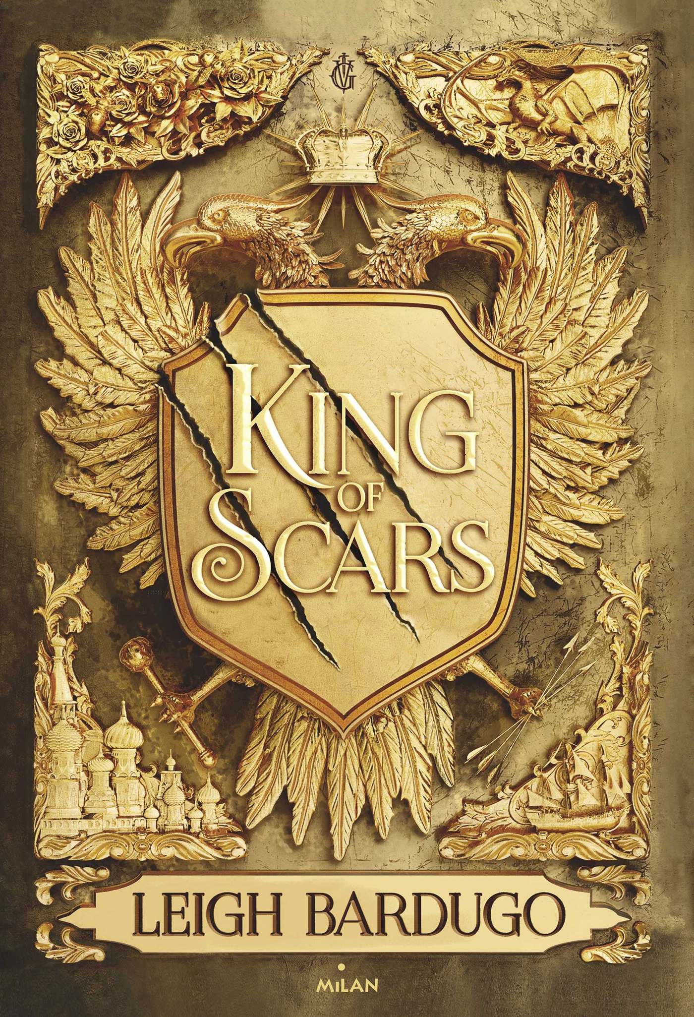 King of Scars, Tome 01 | Riveline, Anath. Contributeur