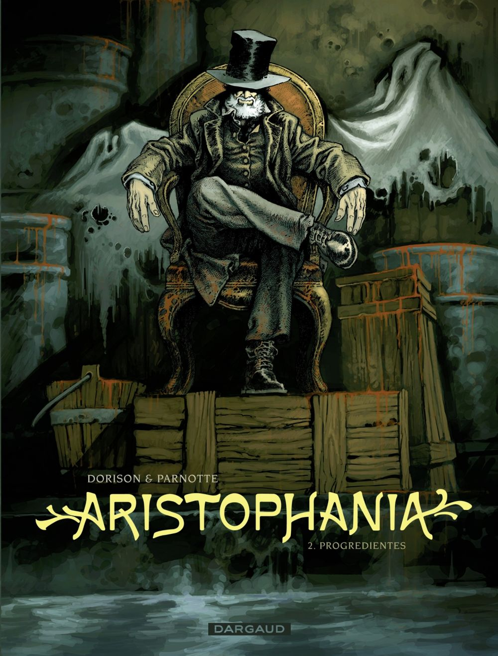 Aristophania - tome 2 - Progredientes