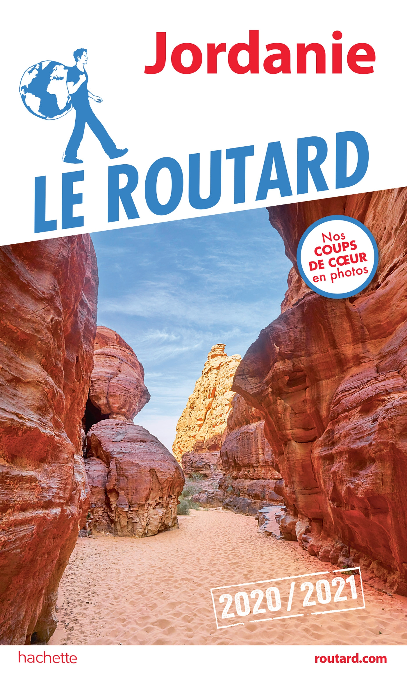 Guide du Routard Jordanie 2019/20