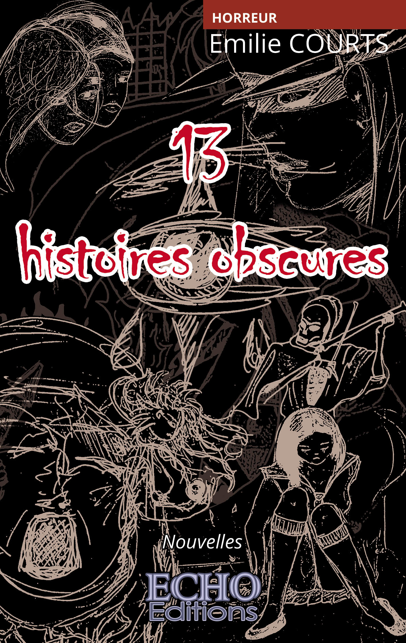 13 Histoires Obscures