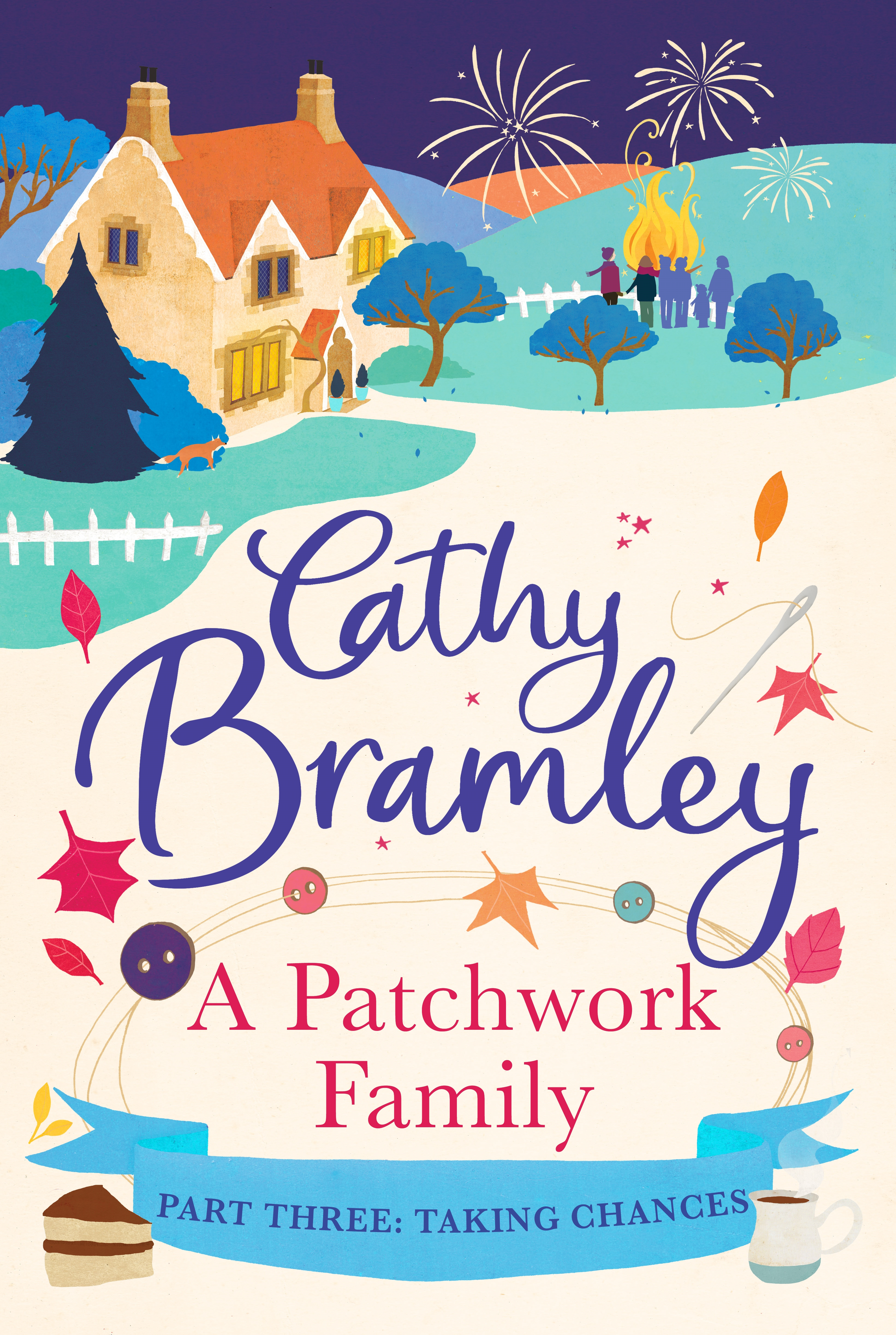 A Patchwork Family - Part Three