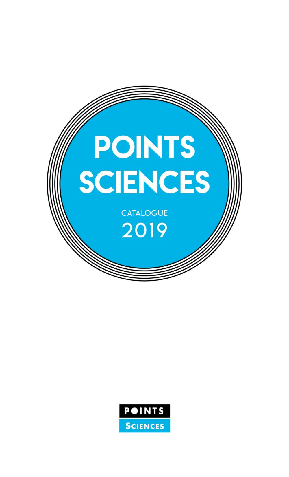 Catalogue Points Sciences 2019