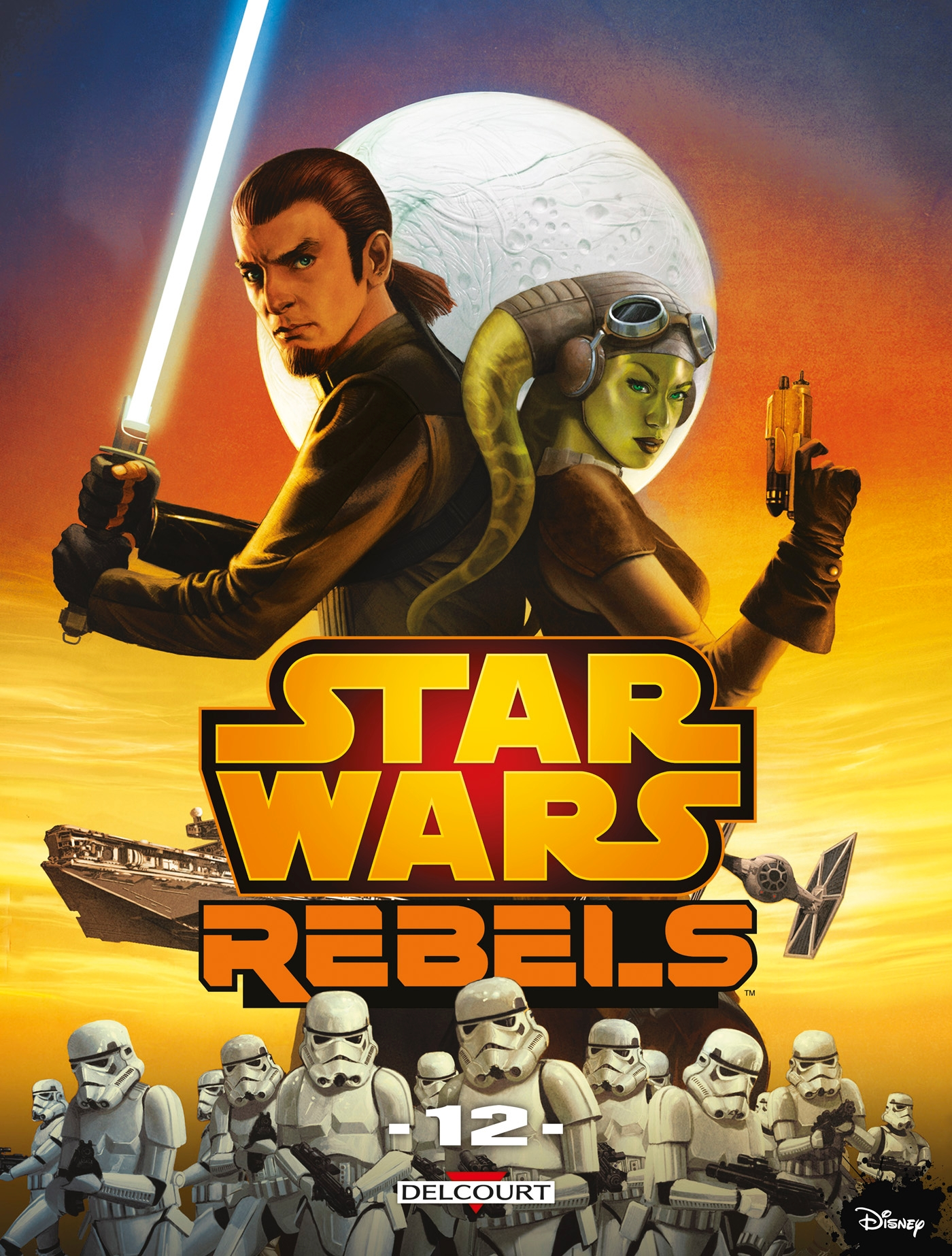 Star Wars - Rebels T12