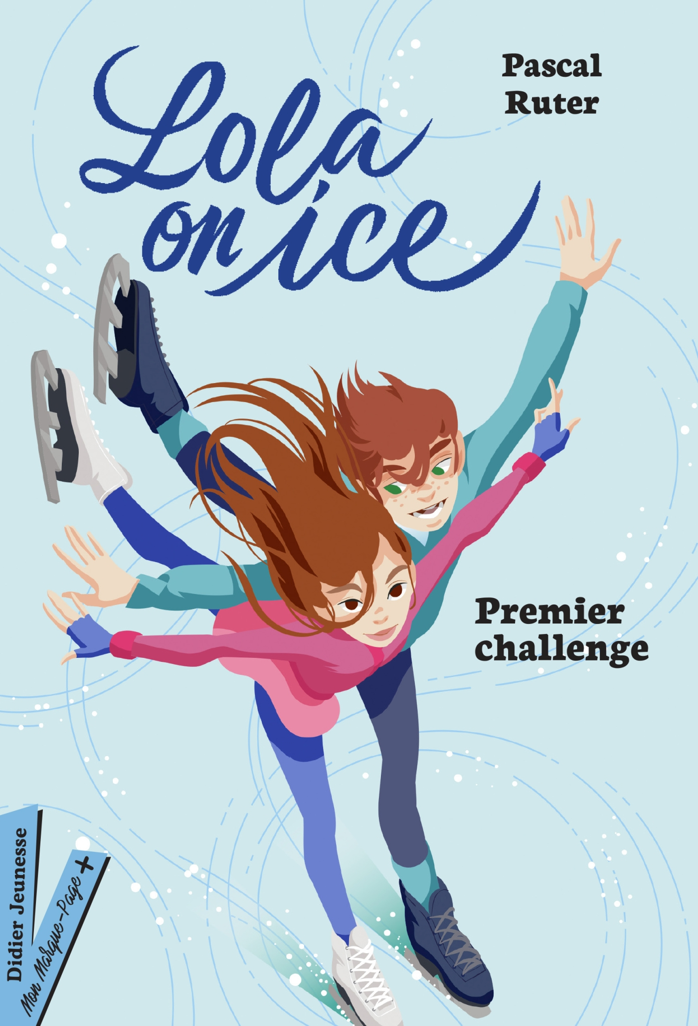 Lola on Ice, tome 1 (titre provisoire)
