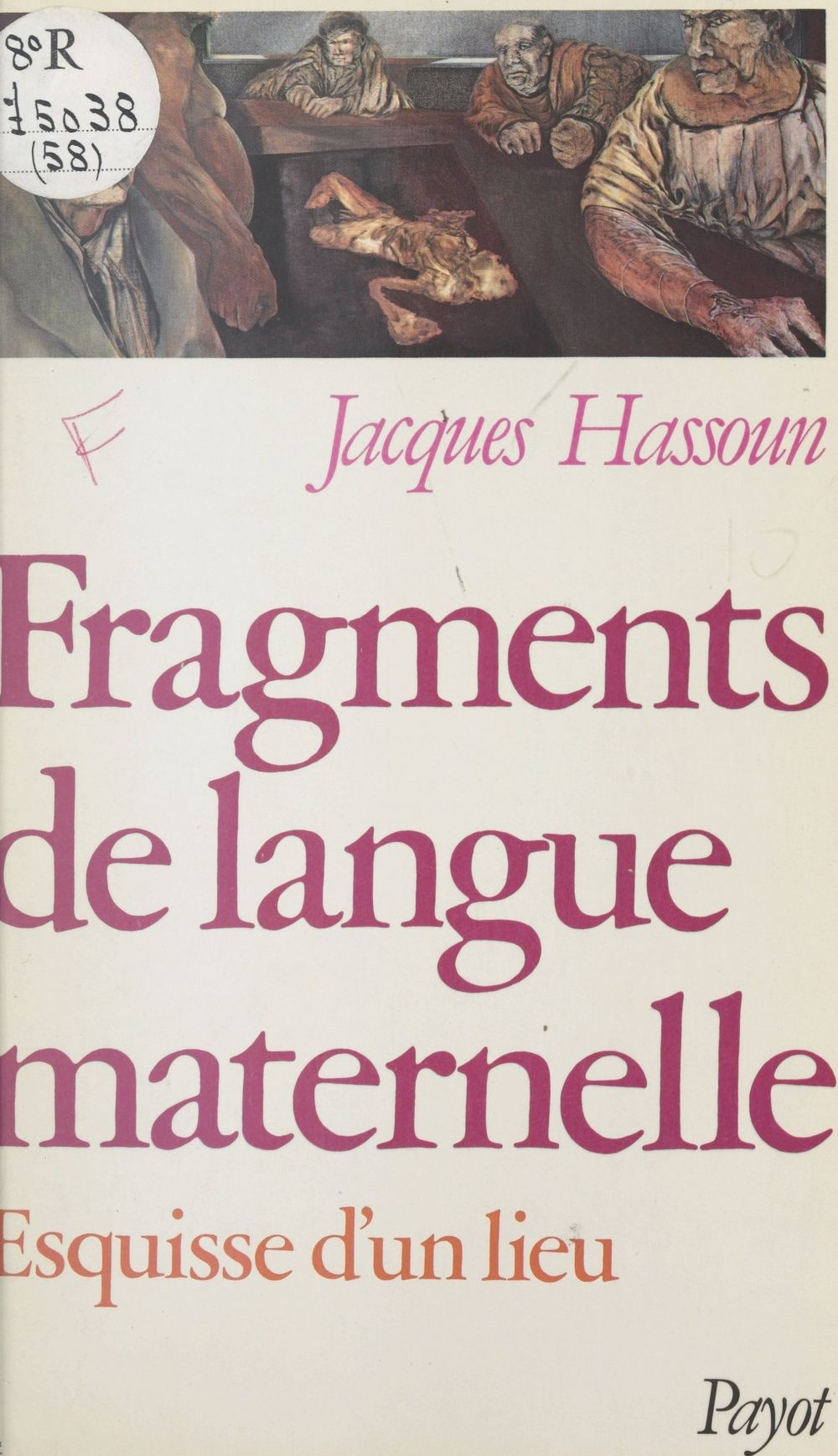 Fragments de langue maternelle