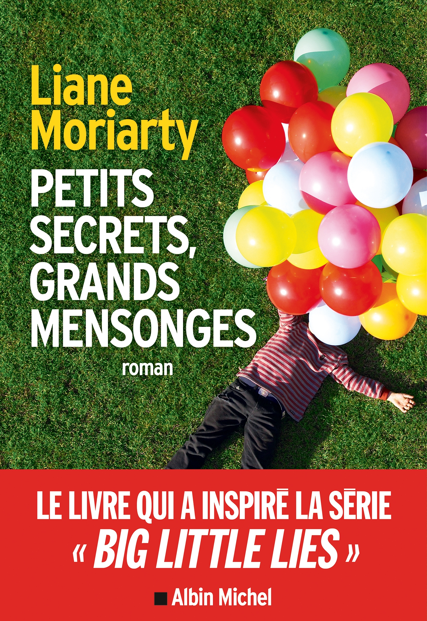 Petits secrets grands mensonges (Big little lies) | Taupeau, Béatrice. Contributeur