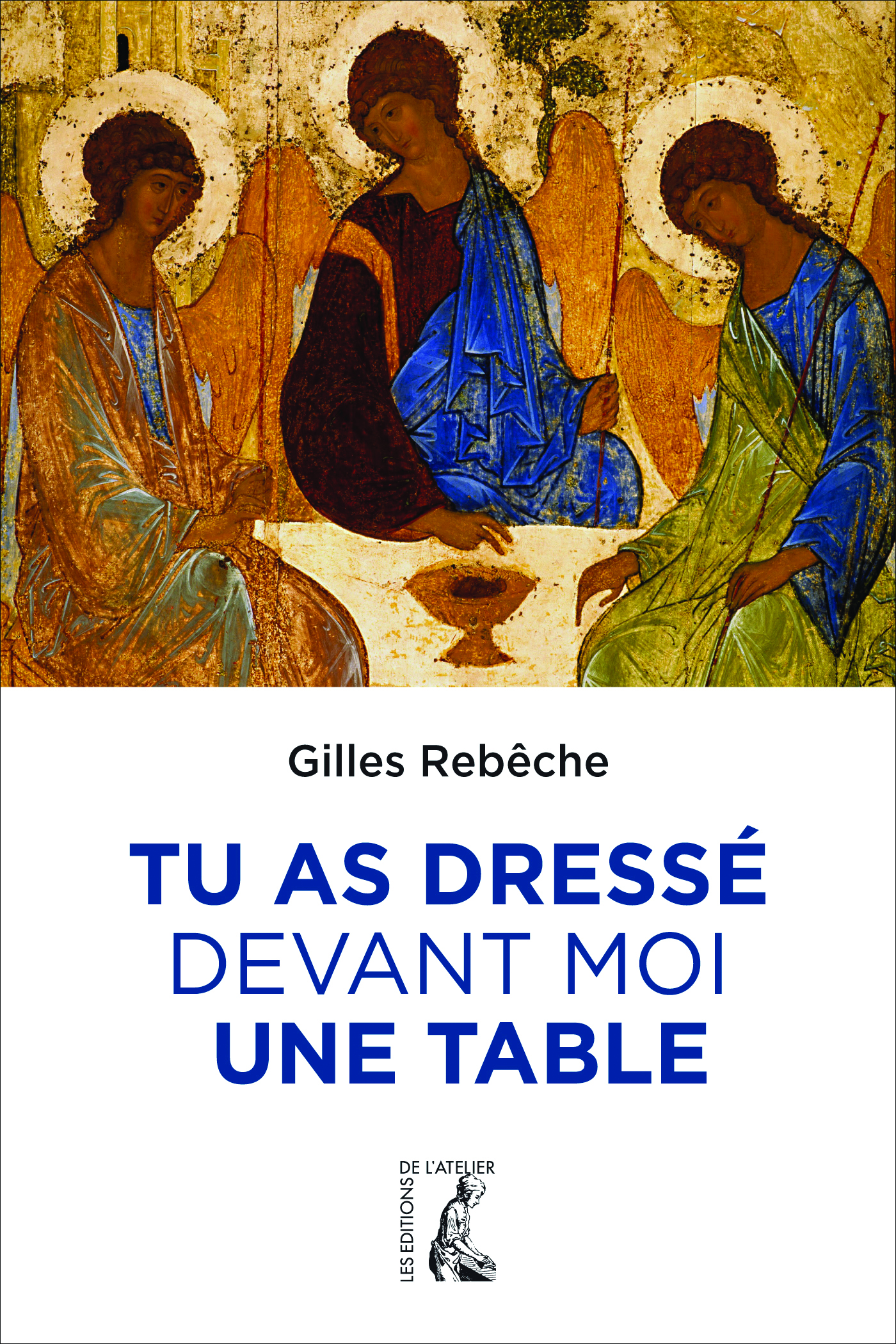 Tu as dressé devant moi une table
