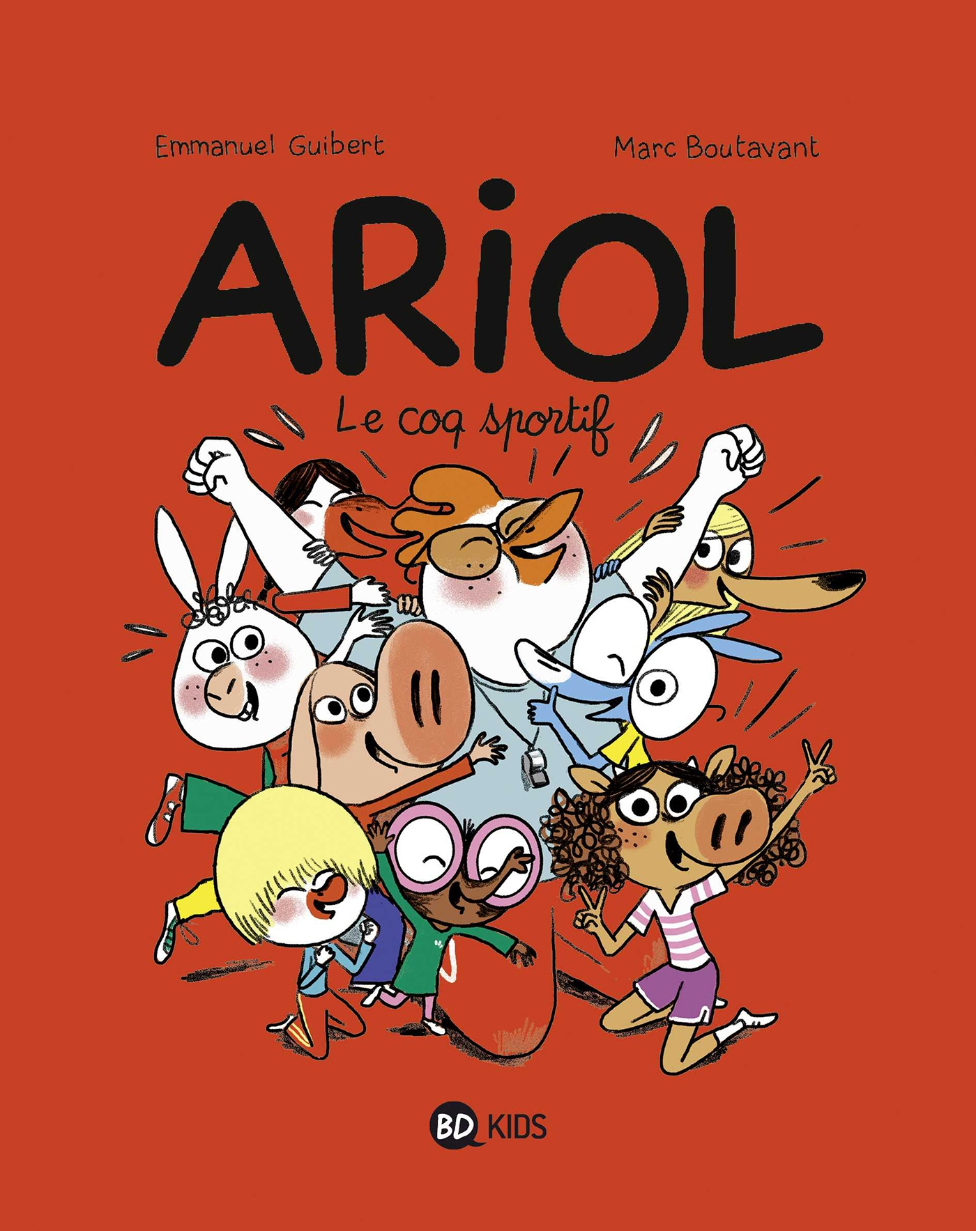 Ariol, Tome 12