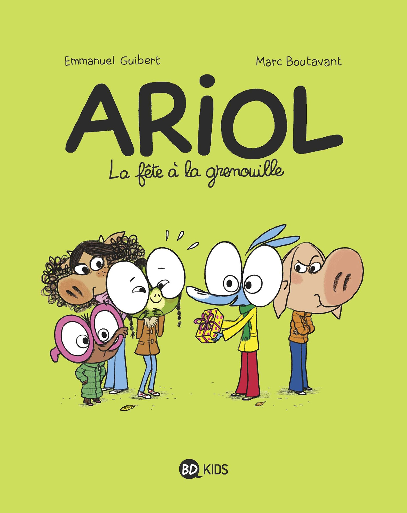 Ariol, Tome 11