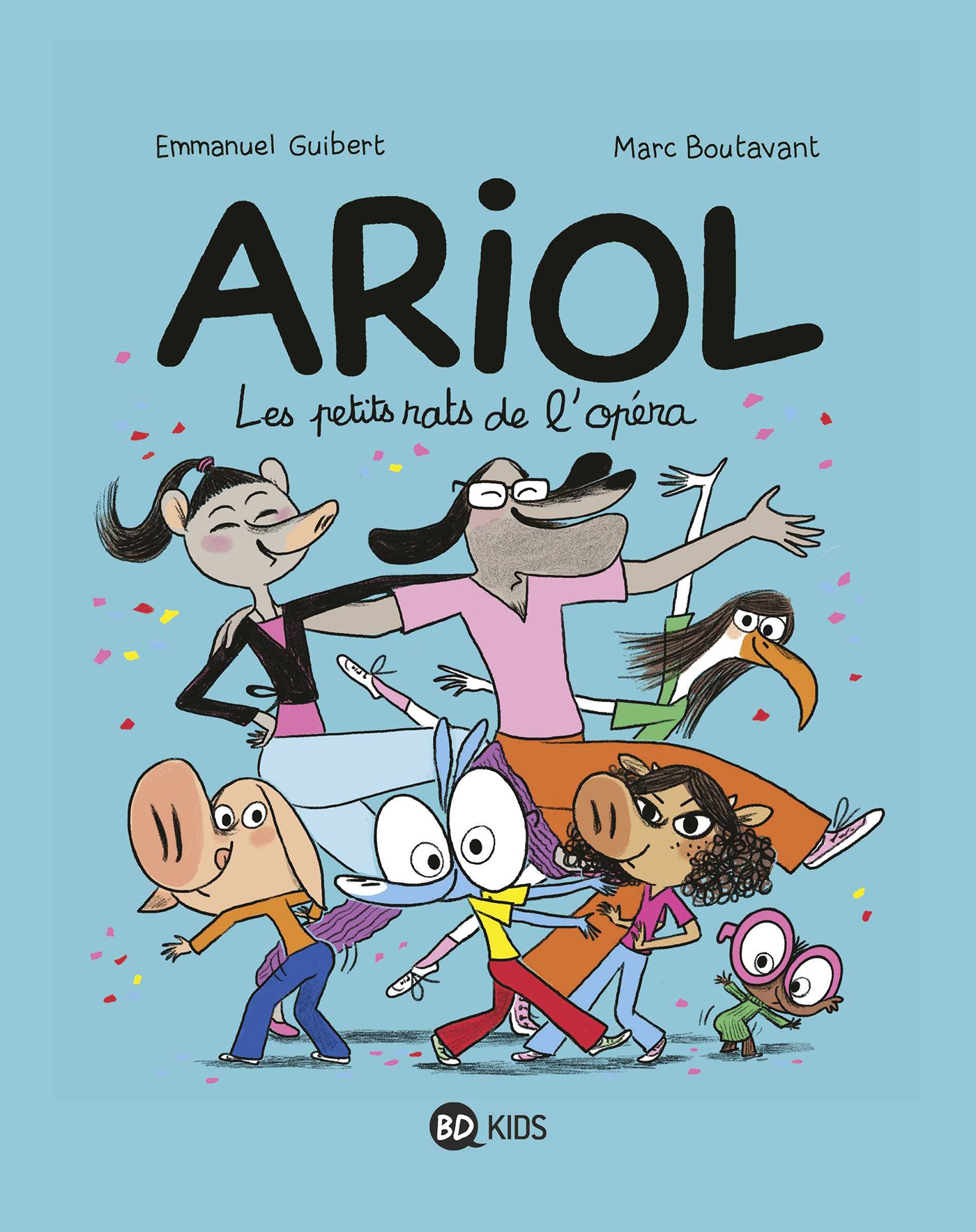 Ariol, Tome 10