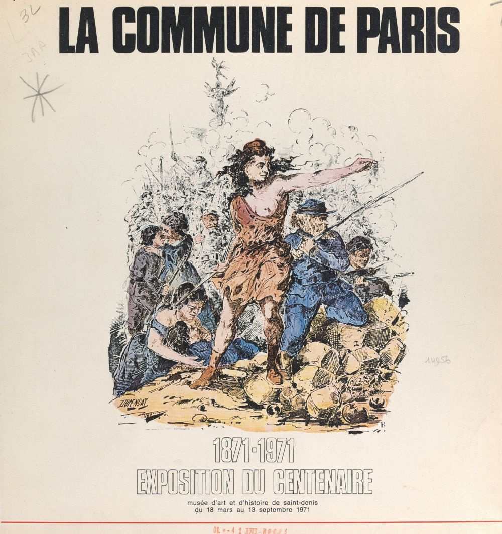La Commune de Paris, 1871-1971