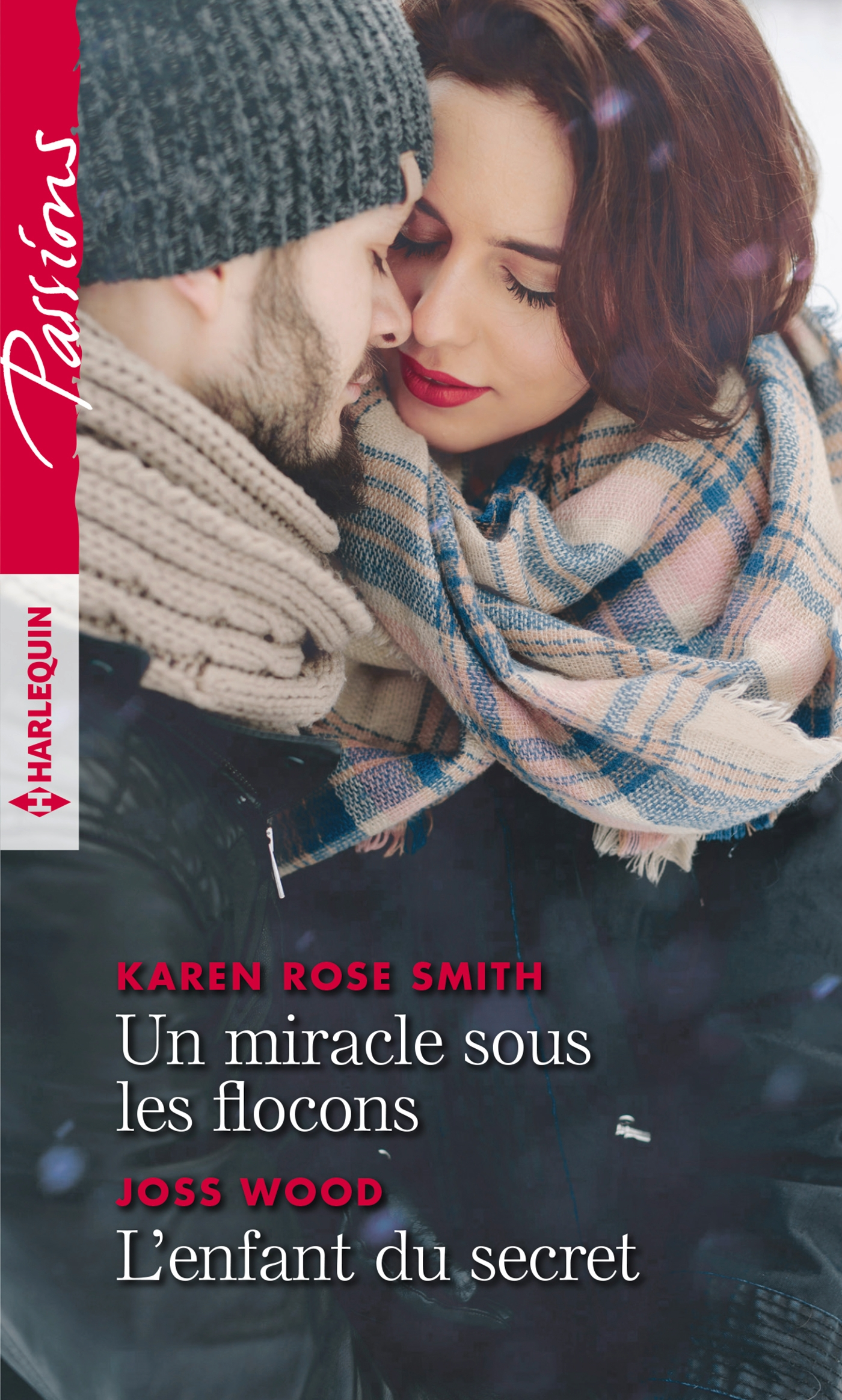 Un miracle sous les flocons - L'enfant du secret