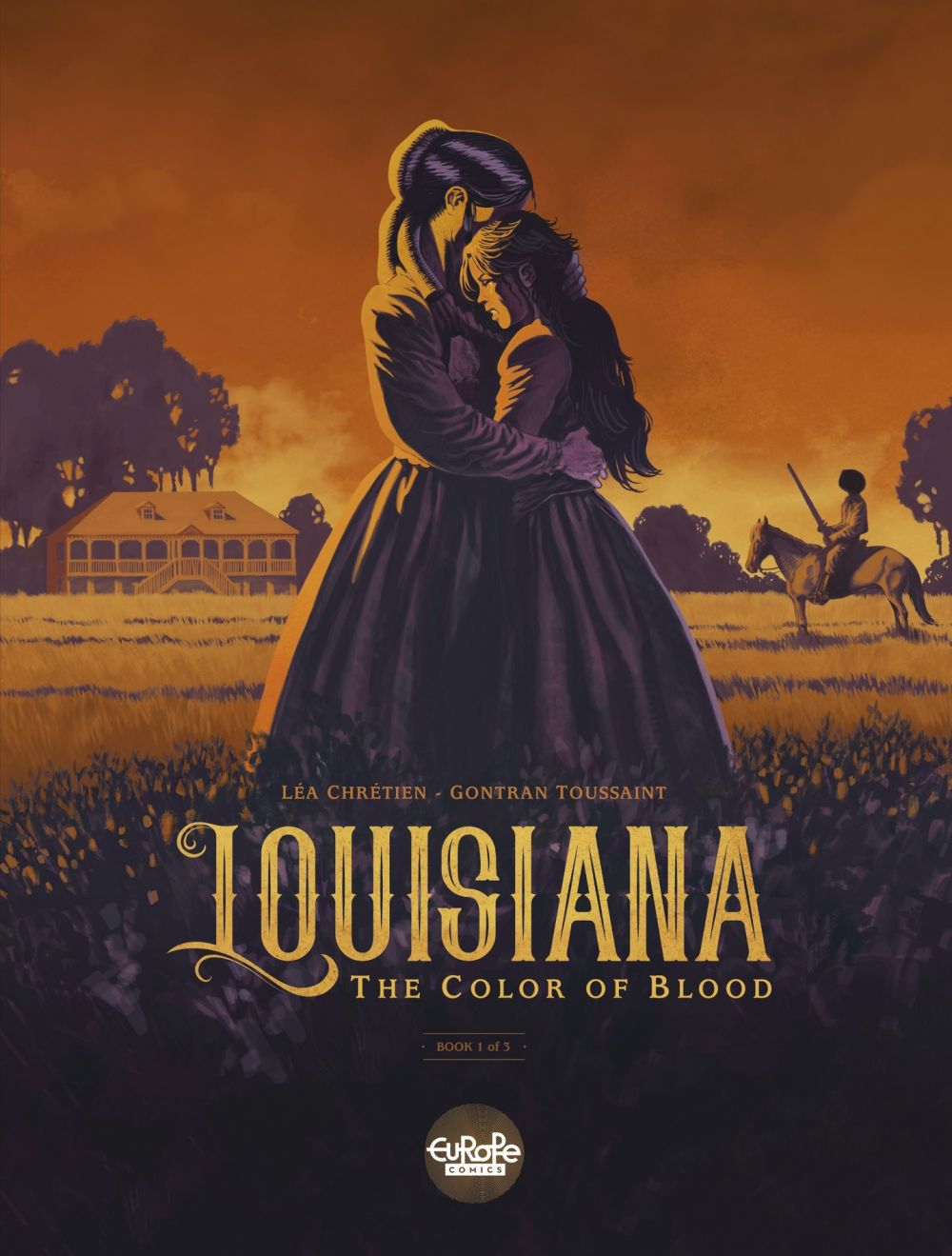Louisiana - Volume 1 - The Color of Blood
