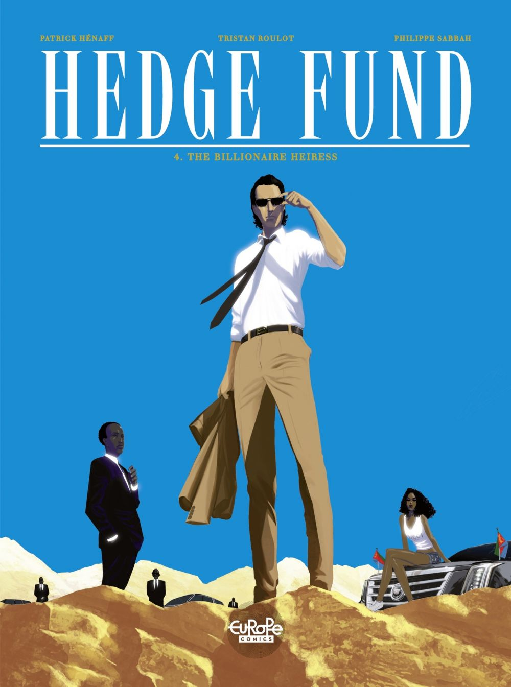 Hedge Fund - Volume 4 - The Billionaire Heiress