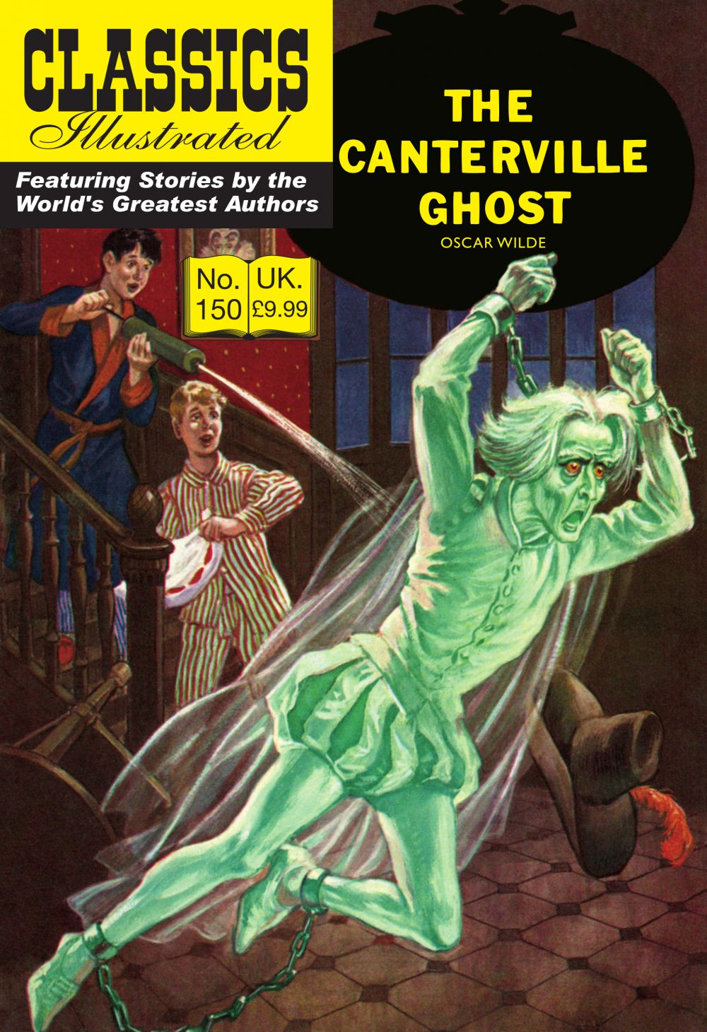 The Canterville Ghost JESUK150