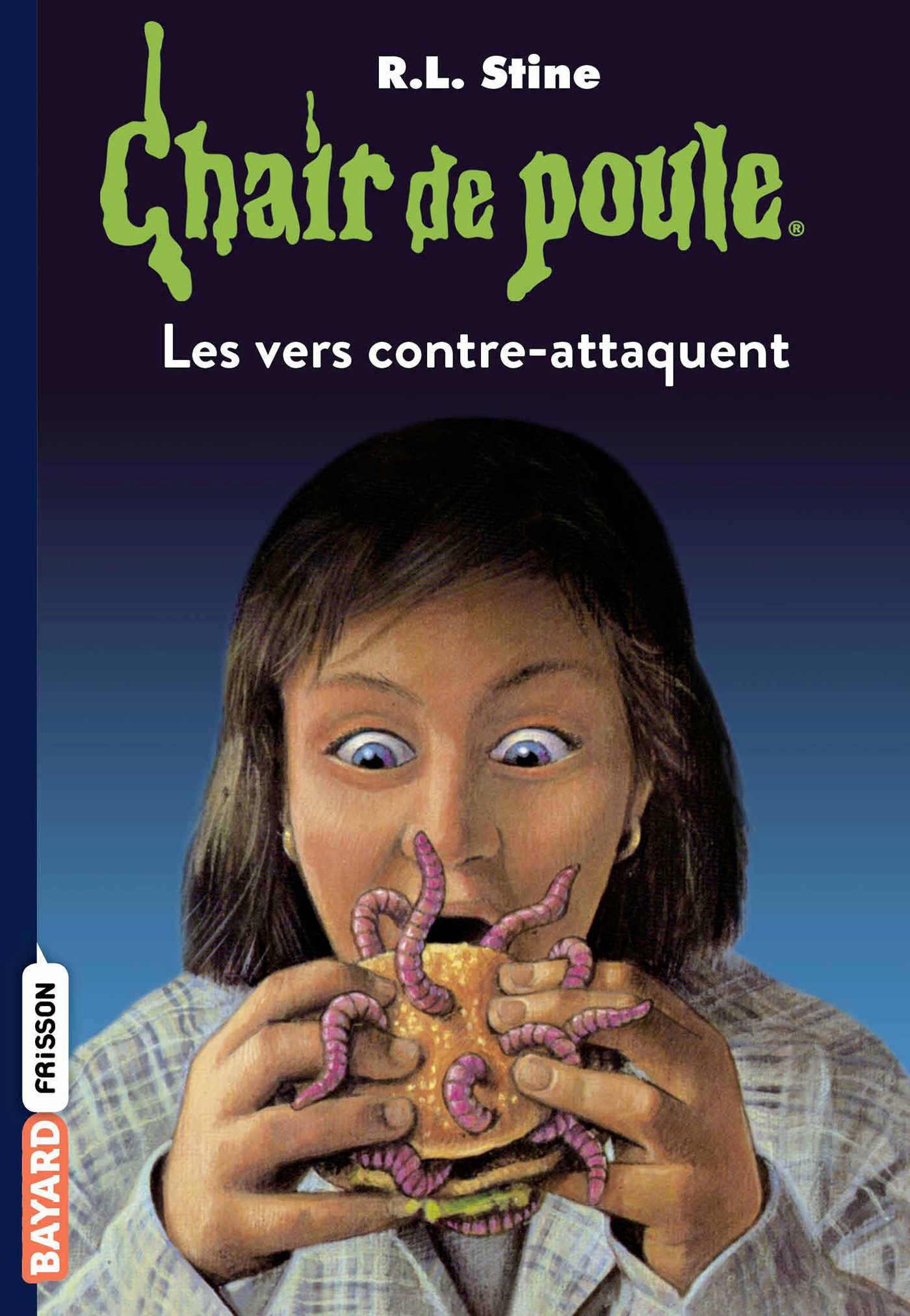 Chair de poule , Tome 40