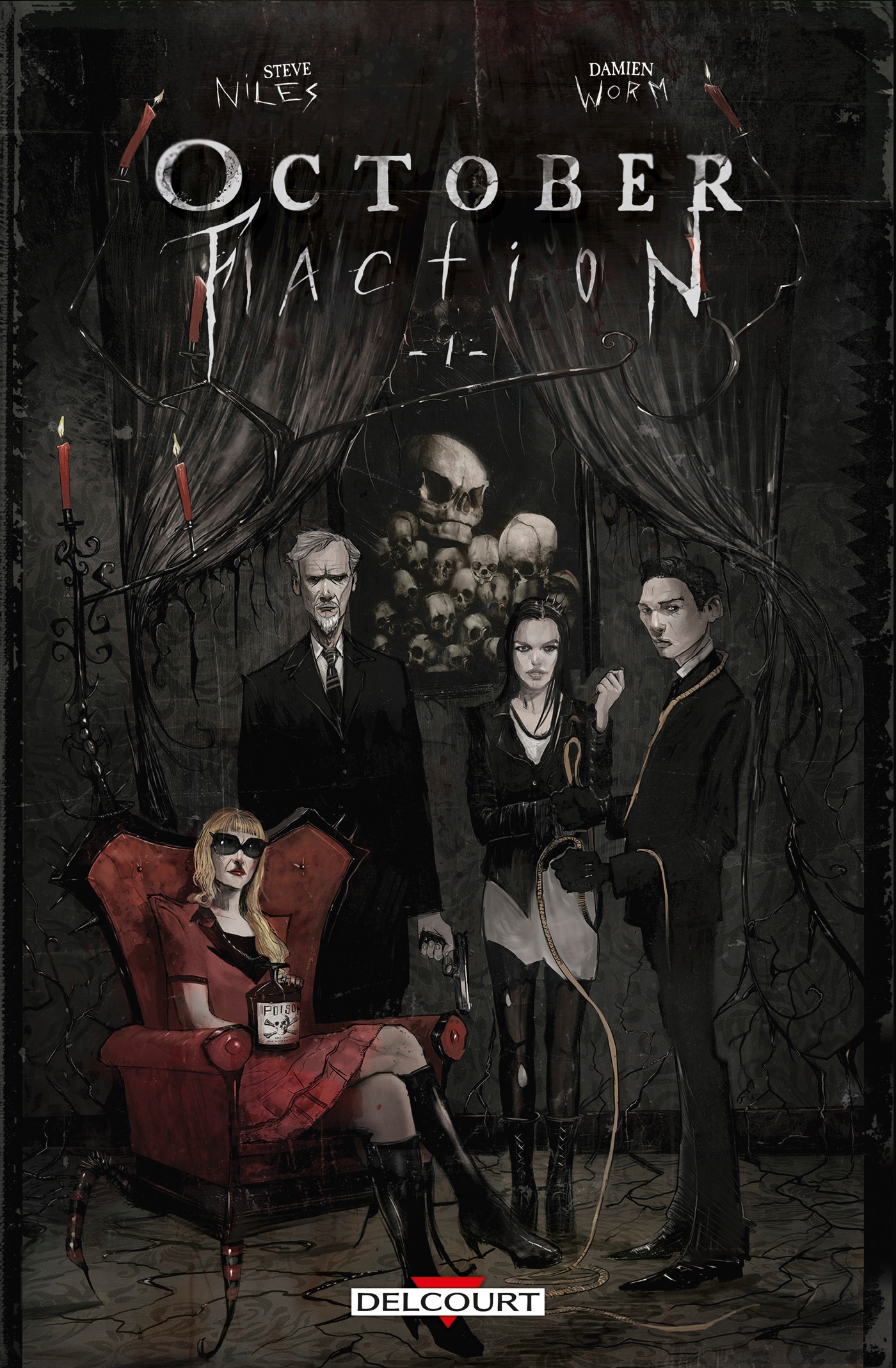 October Faction T01