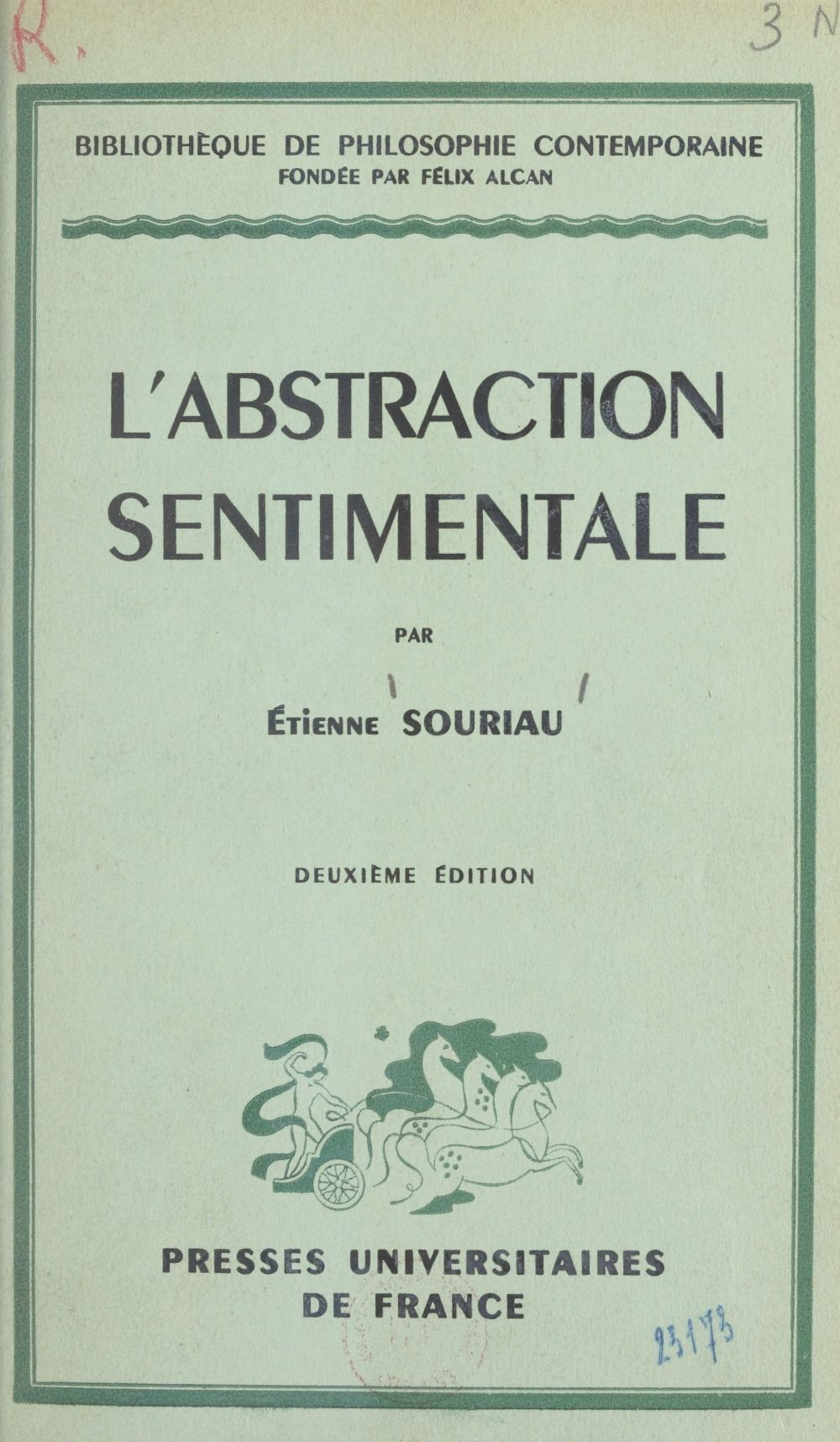L'abstraction sentimentale
