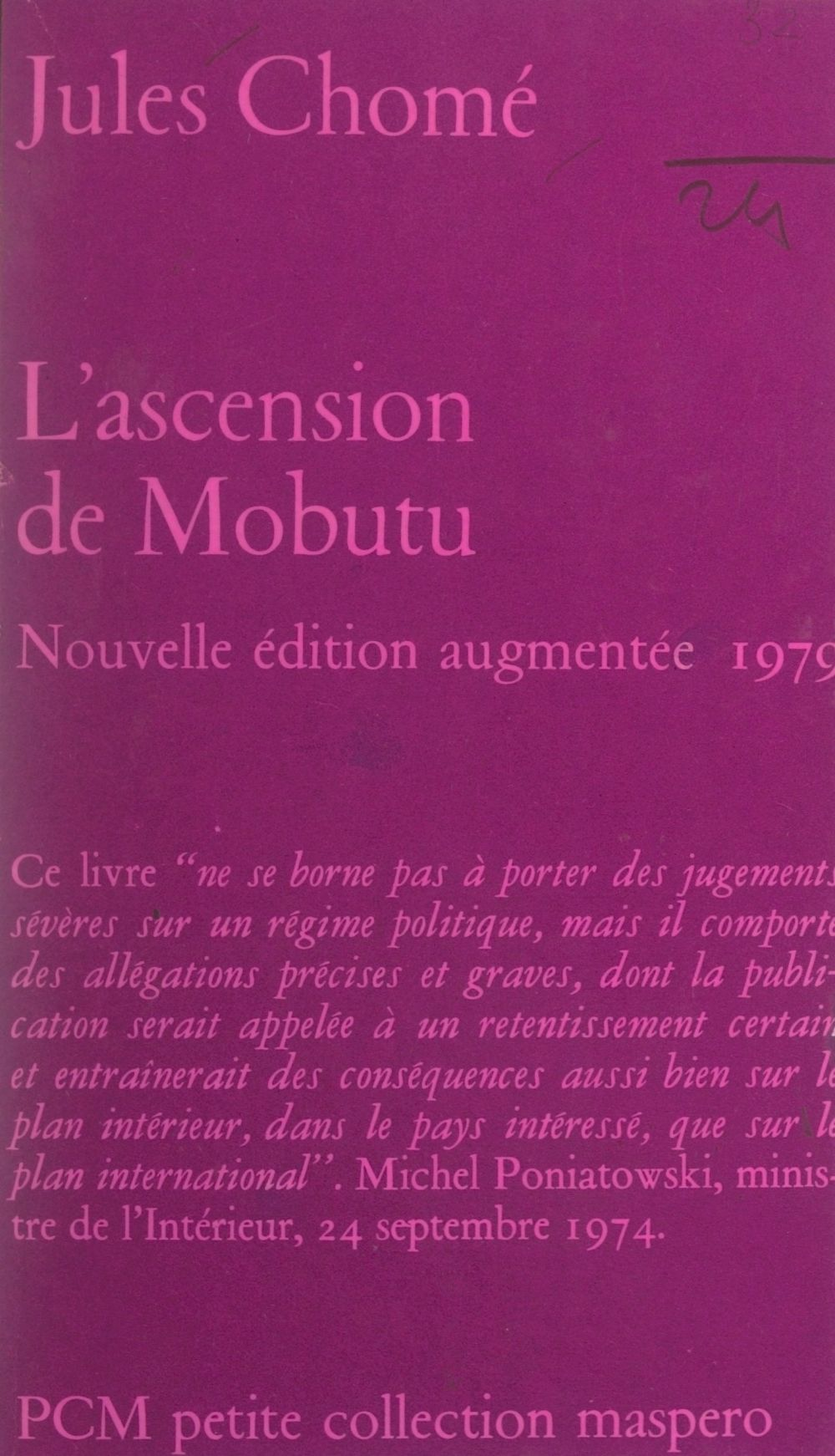 L'ascension de Mobutu