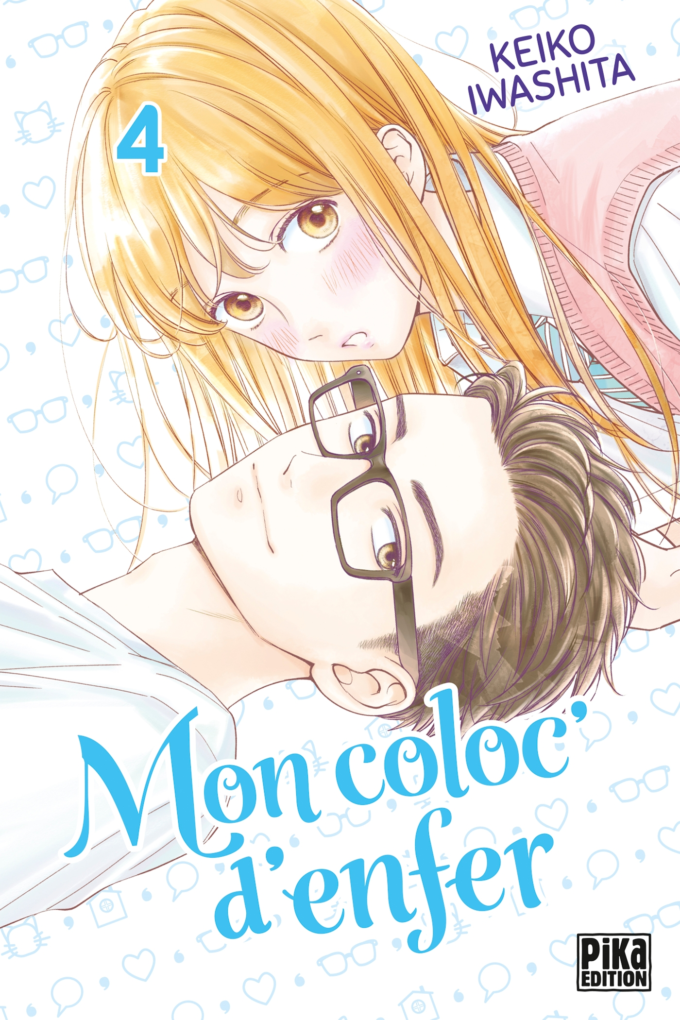 Image de couverture (Mon coloc' d'enfer T04)
