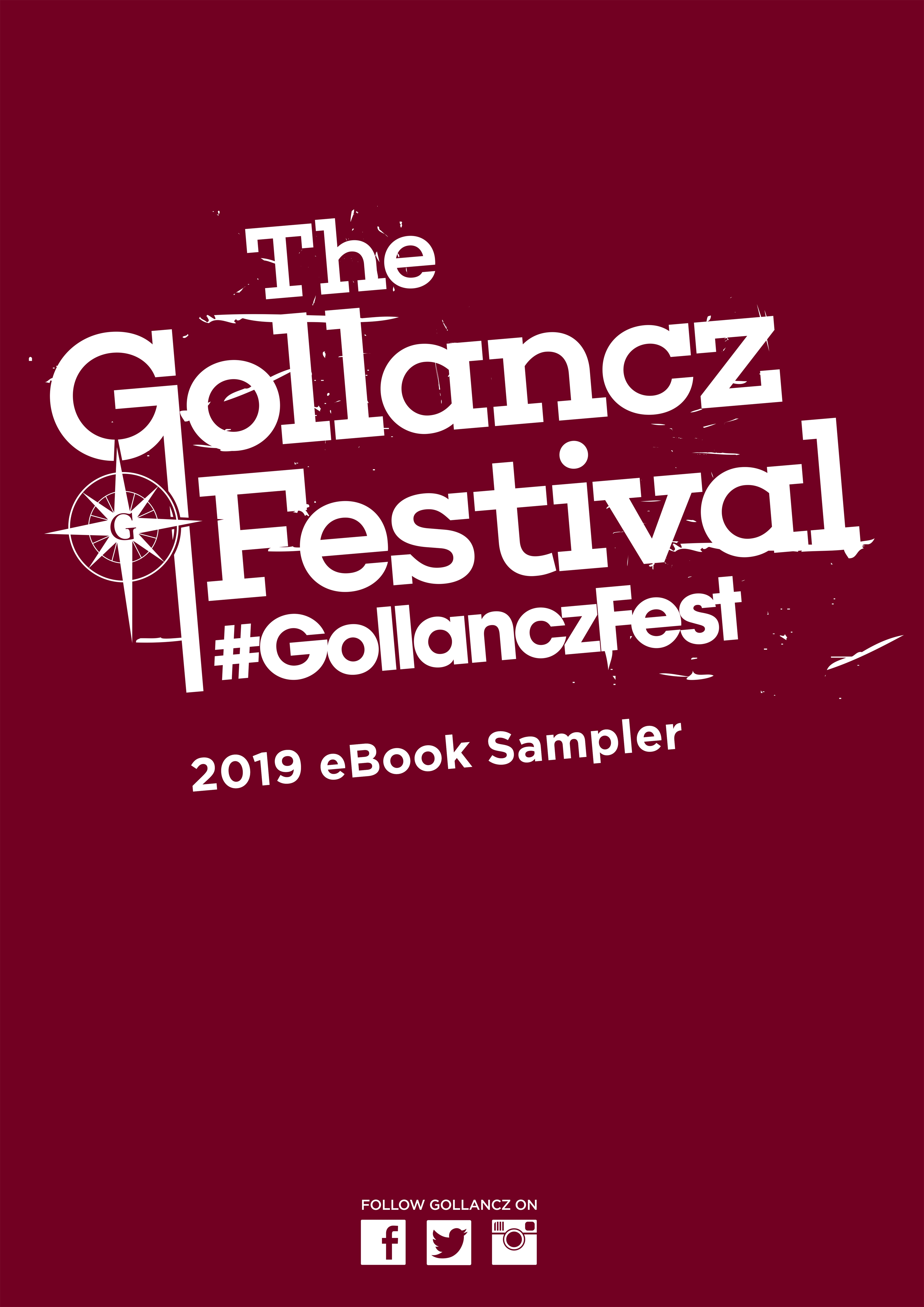The GollanczFest 2019 eBook sampler