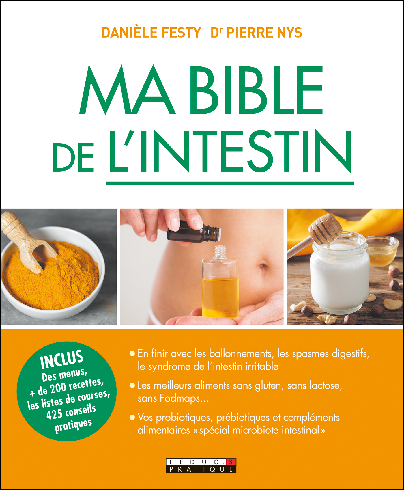 Ma Bible de l'intestin