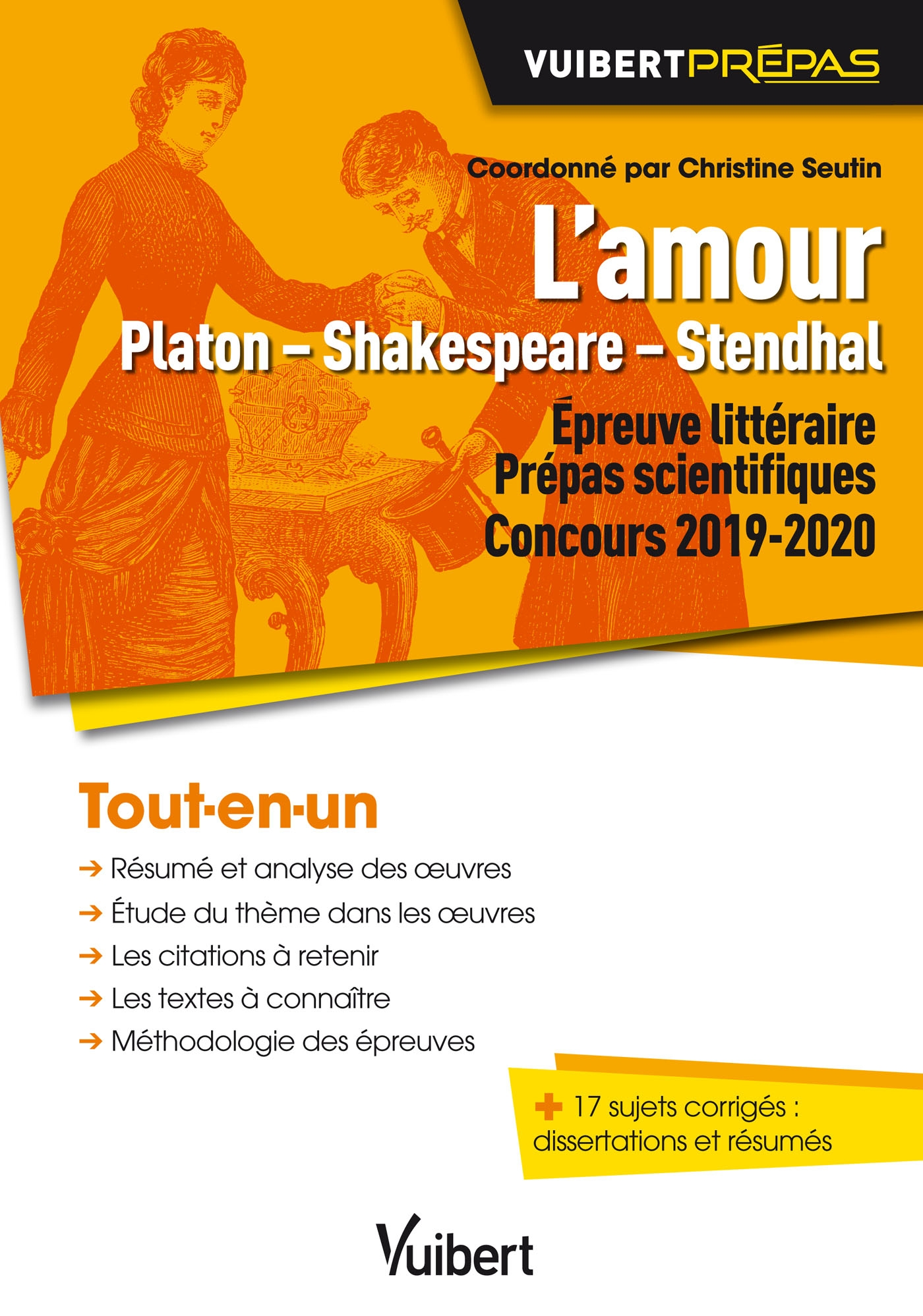 L'Amour Platon - Shakespeare - Stendhal