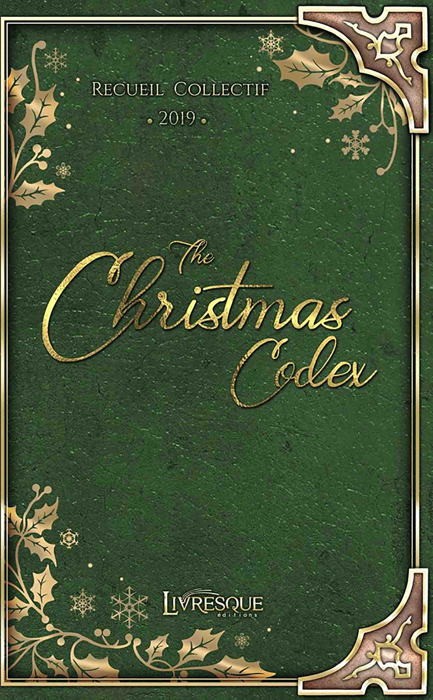 The christmas codex, volume 2 : 2019