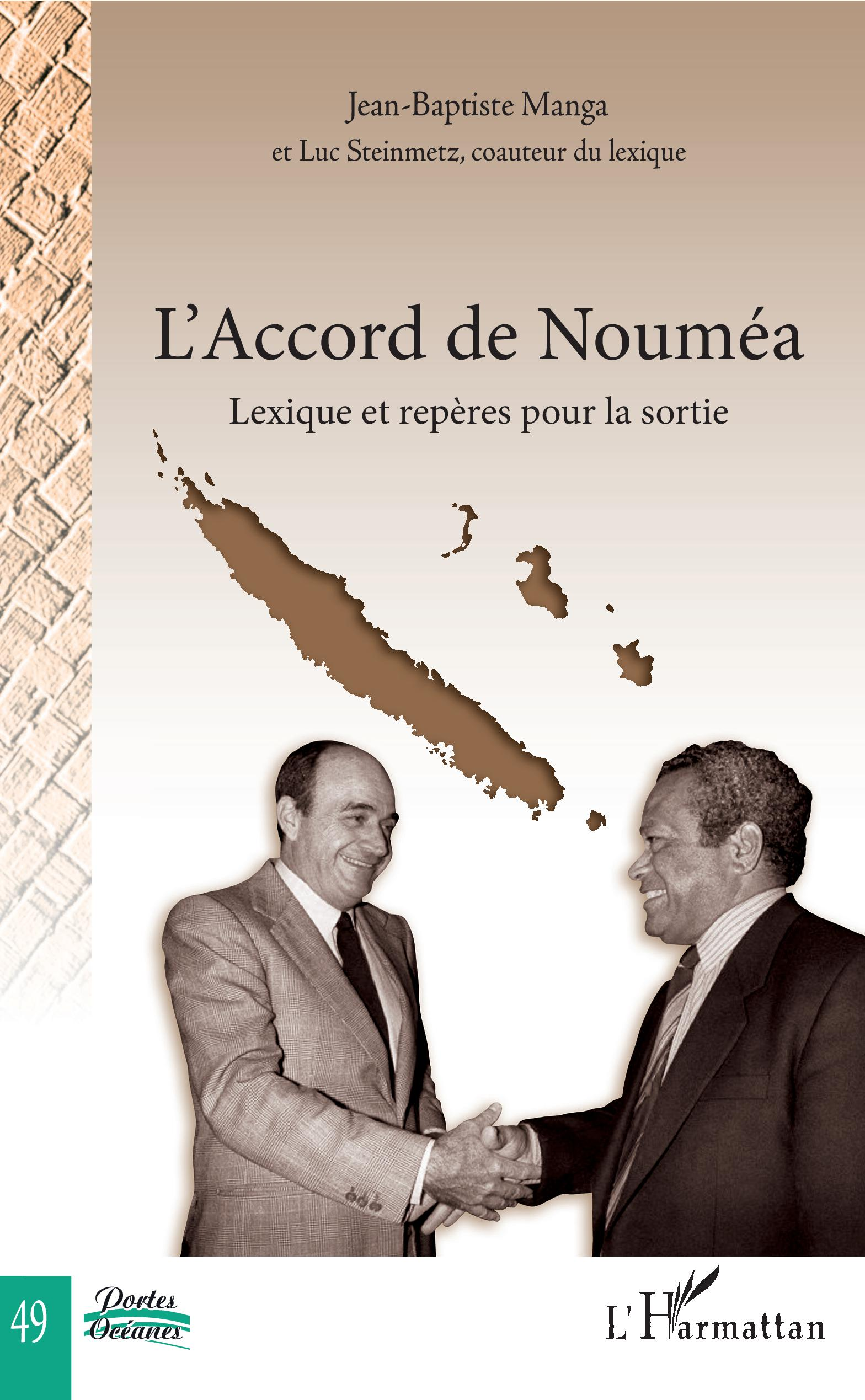 L'Accord de Nouméa