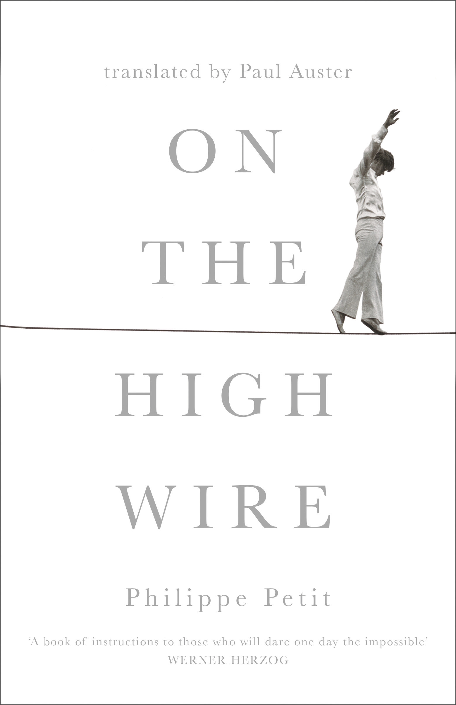 On the High Wire
