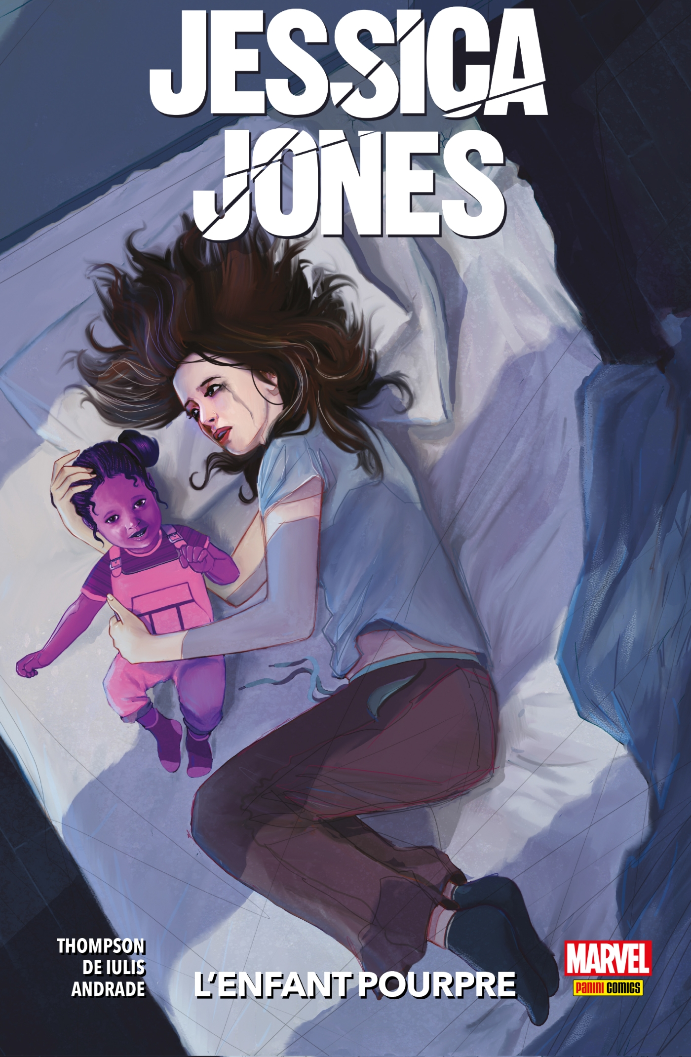 Jessica Jones (2019) : L'enfant pourpre