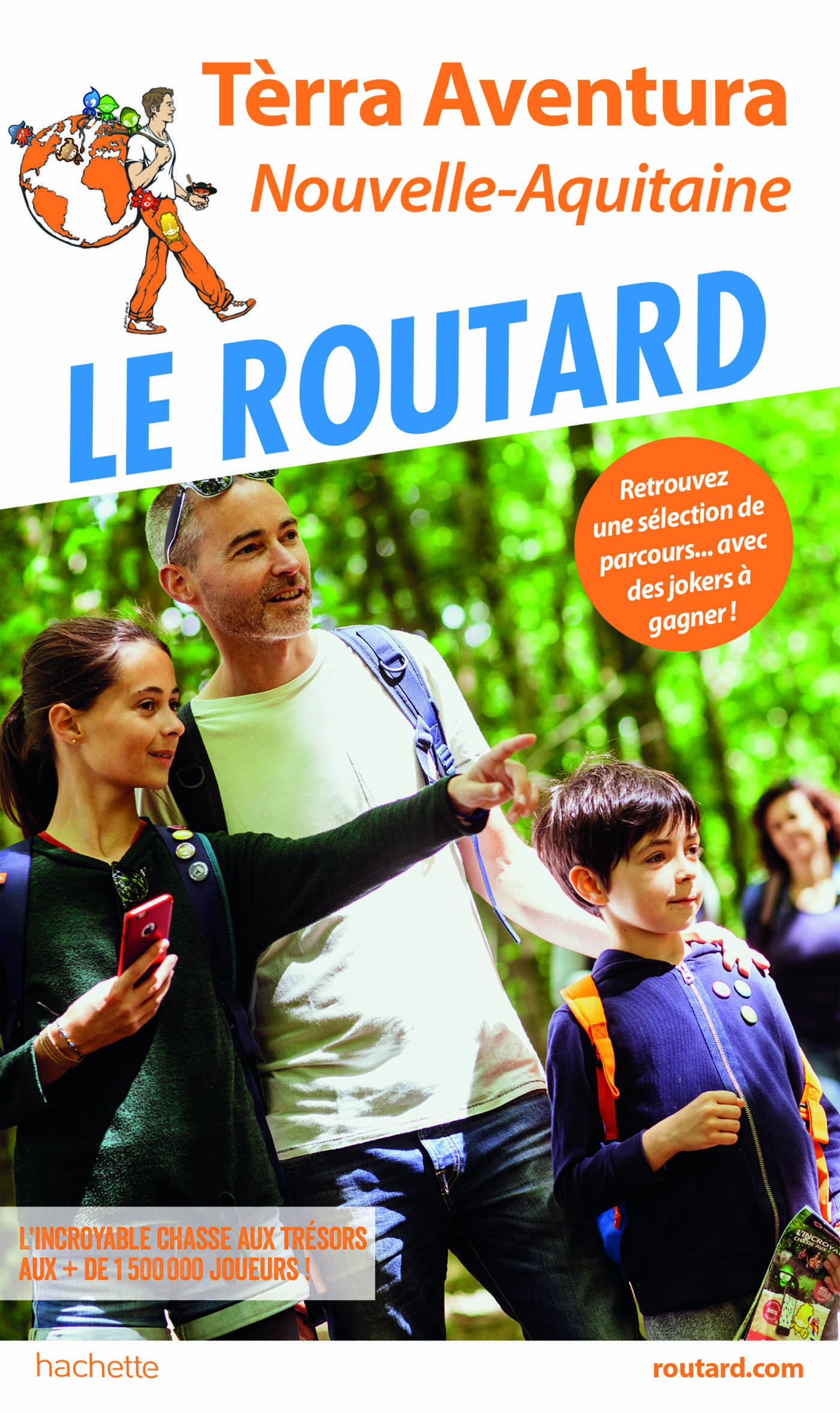 Guide du Routard Tèrra Aventura