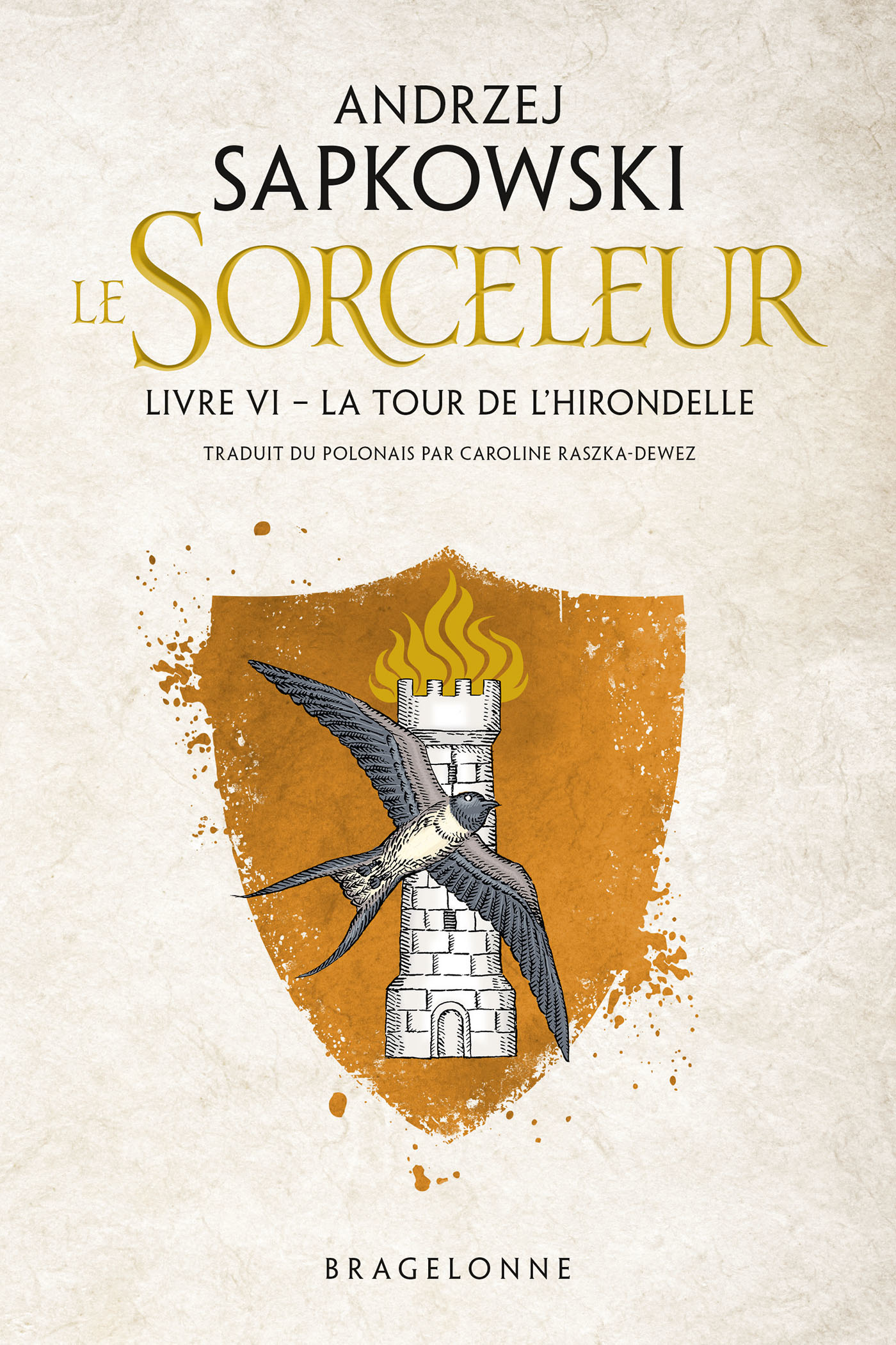 The Witcher : La Tour de l'Hirondelle