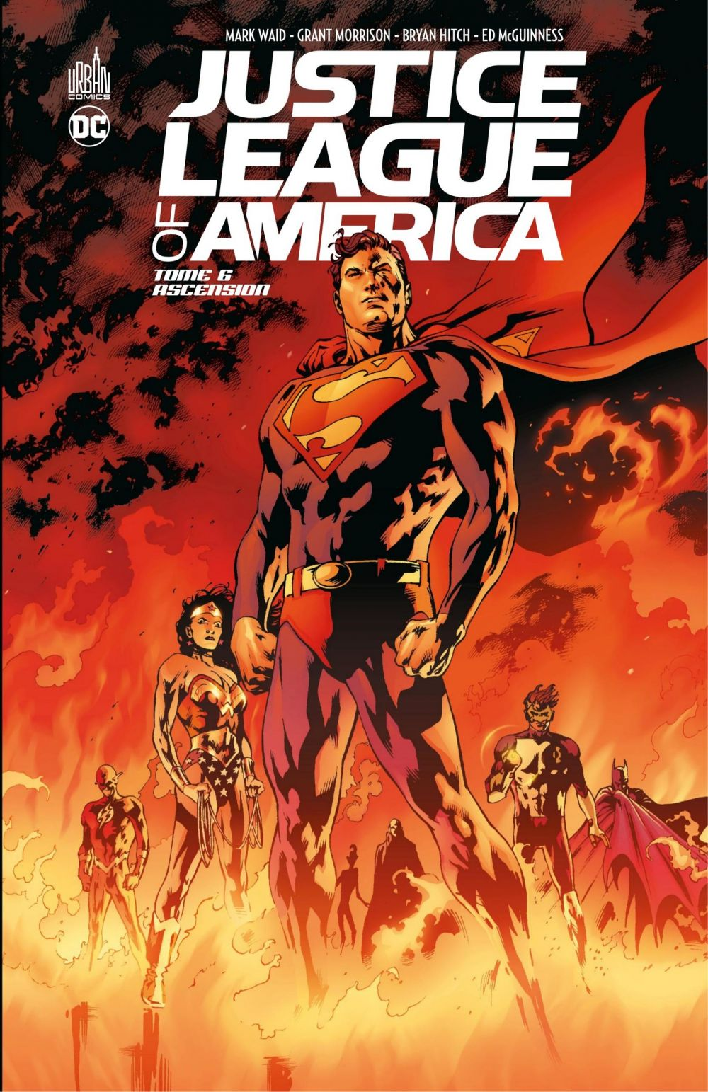 Justice League of America - Tome 6 - Ascension