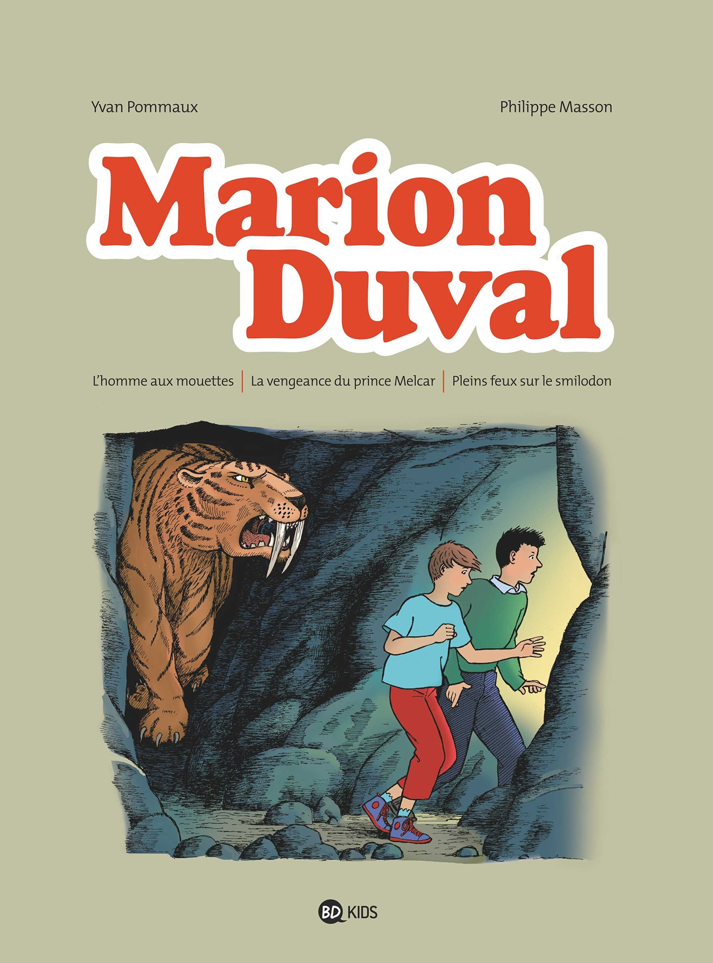 Marion Duval intégrale, Tome 03