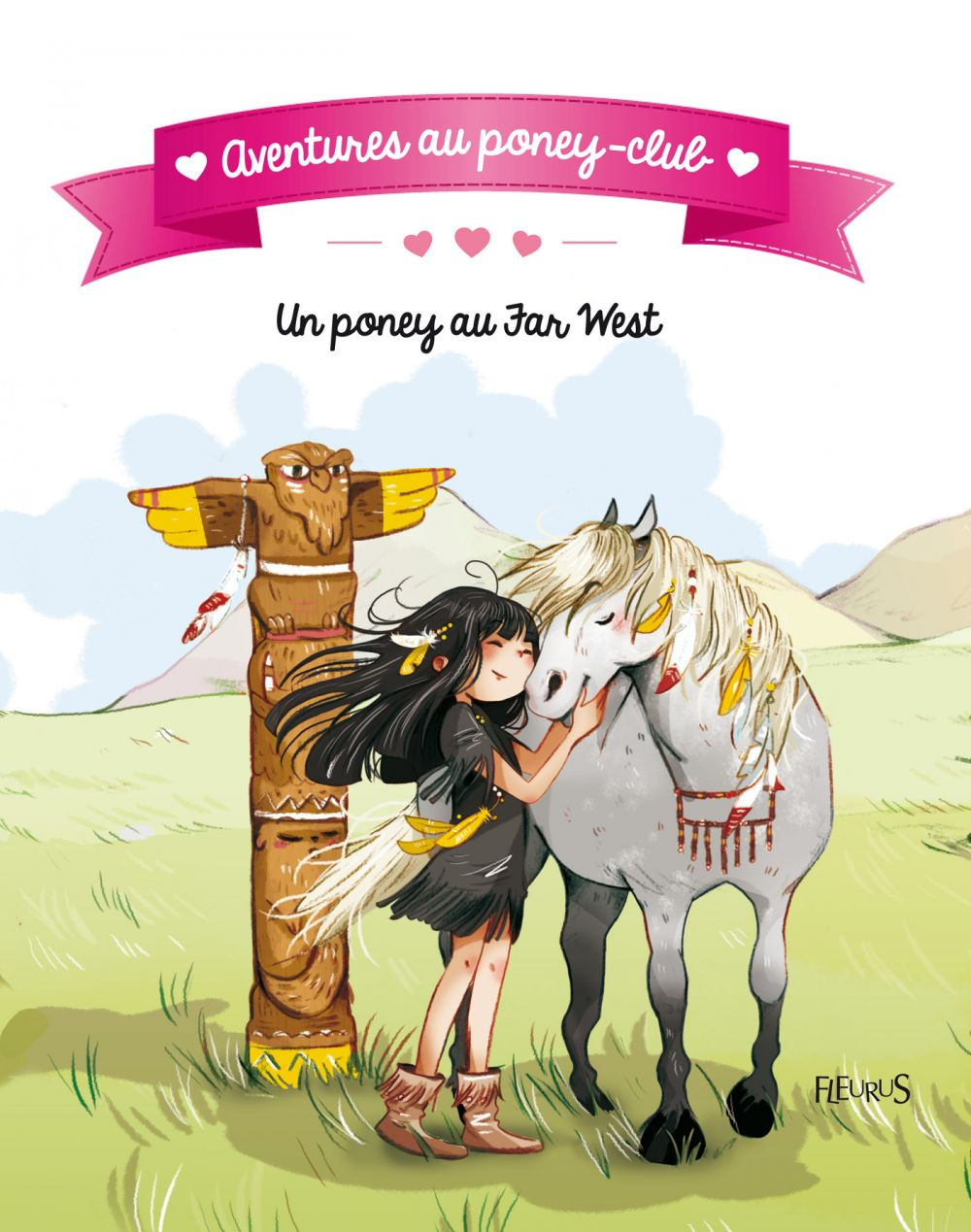 Un poney au Far West