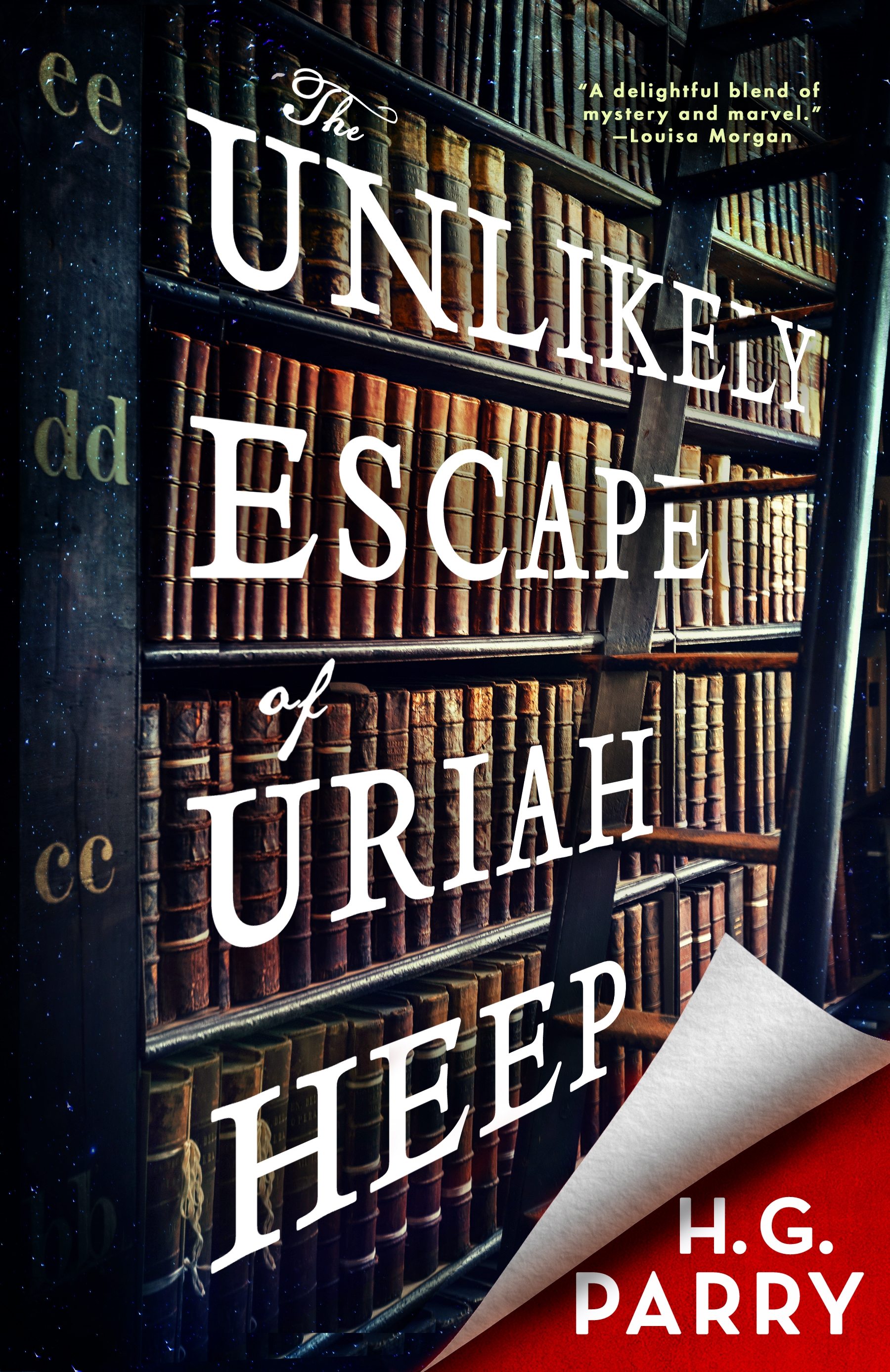The Unlikely Escape of Uriah Heep