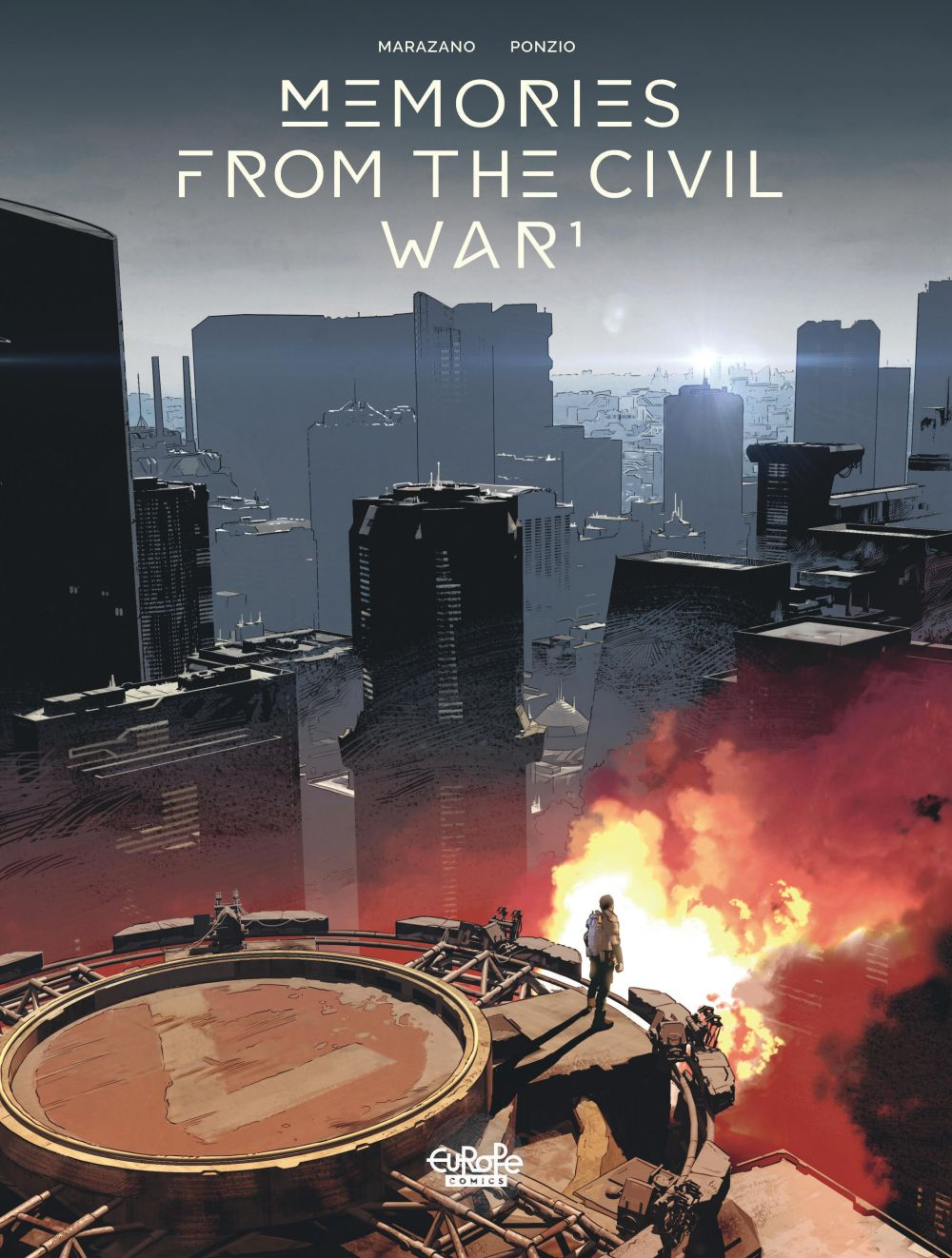 Memories from the Civil War - Volume 1