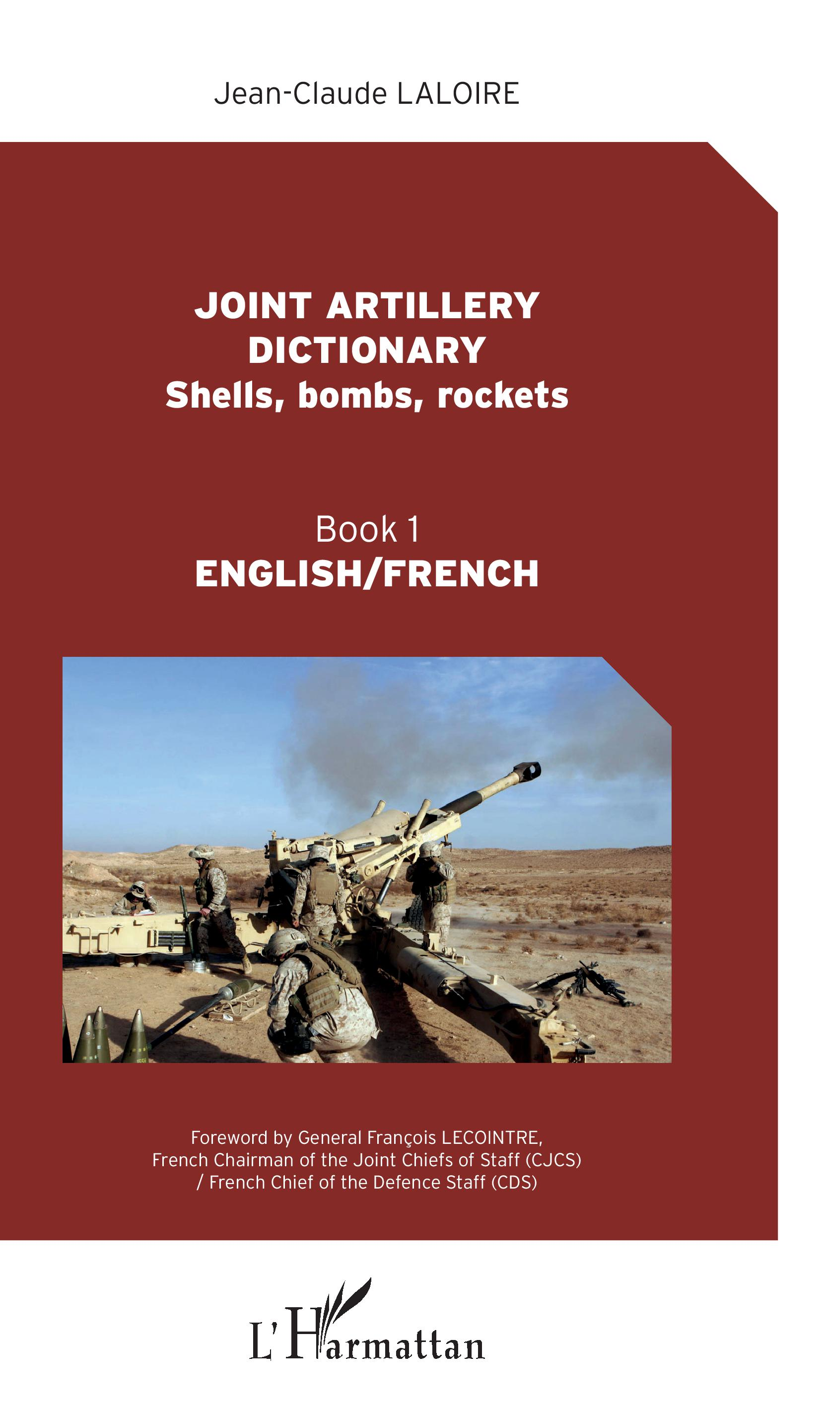 Joint artillery dictionnary