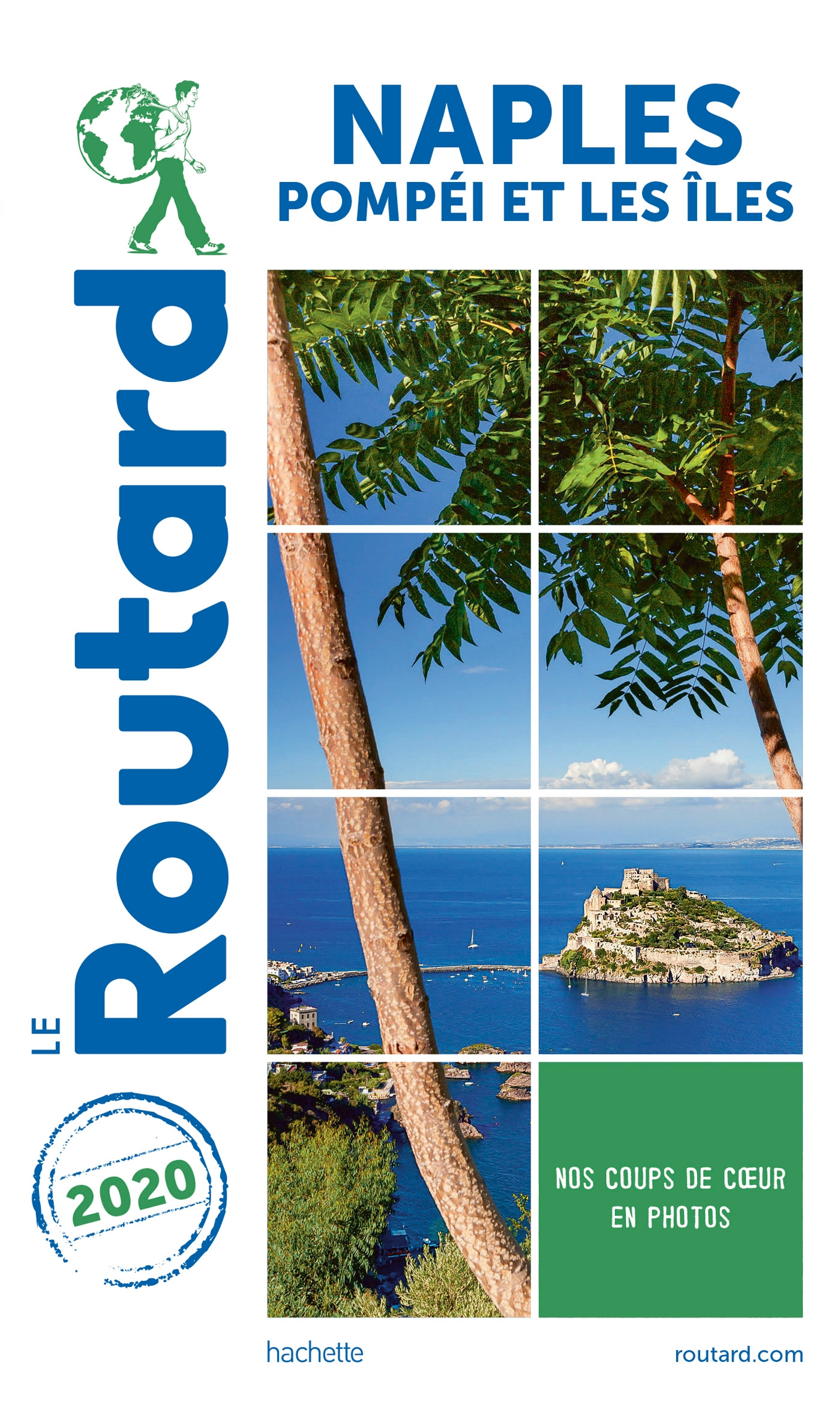 Guide du Routard Naples 2020