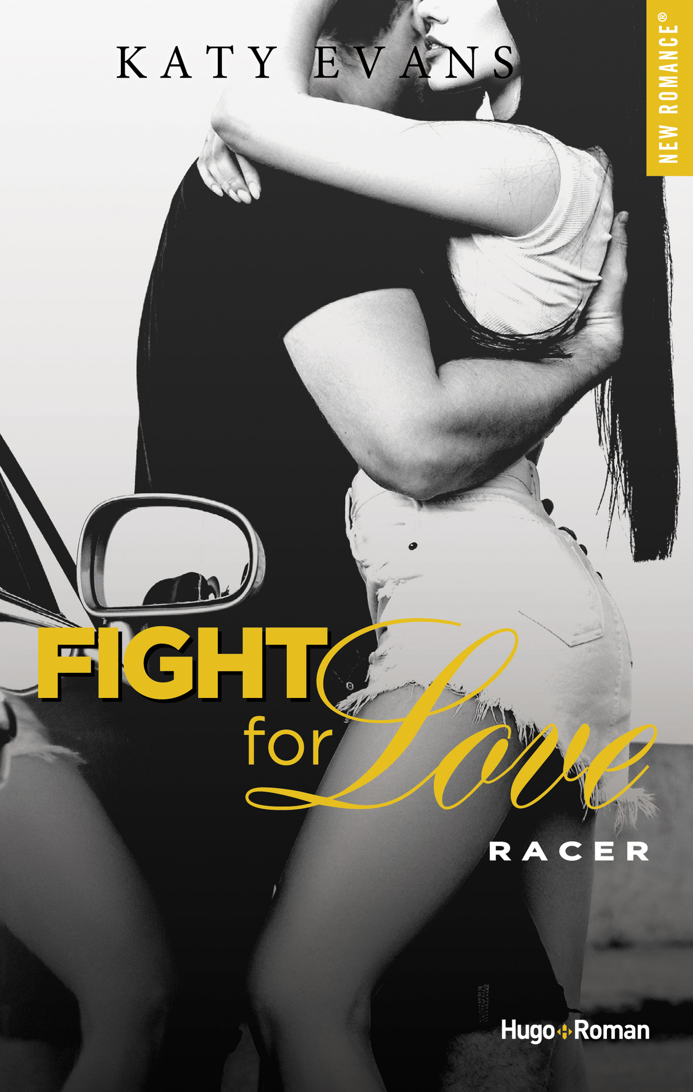 Racer (spin off Fight for love) - extrait offert