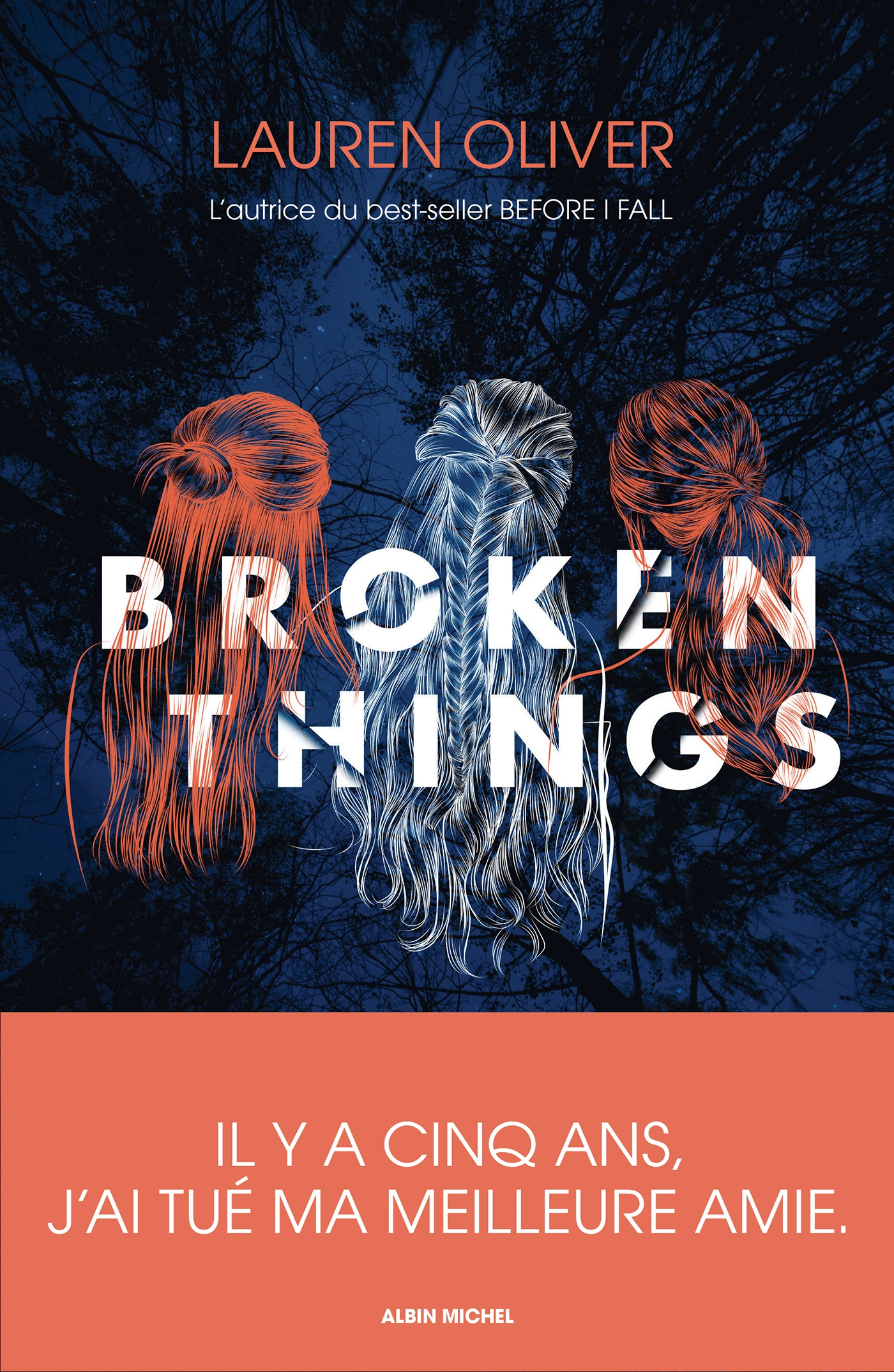 Broken things | Oliver, Lauren. Auteur